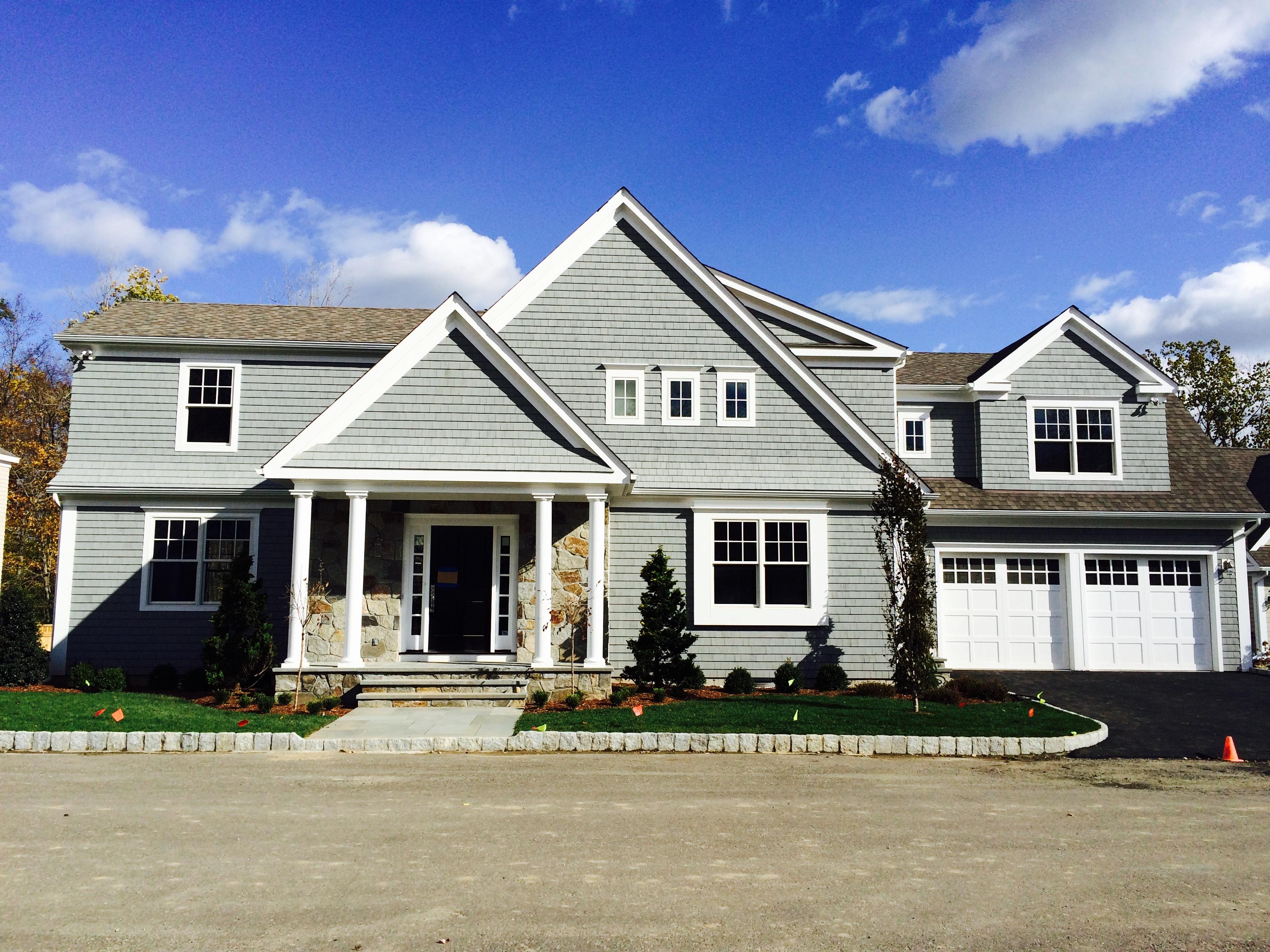 Casa para uma família para Venda às Fabulous New Construction 30 Grassy Plains Road 30 Westport, Connecticut 06880 Estados Unidos