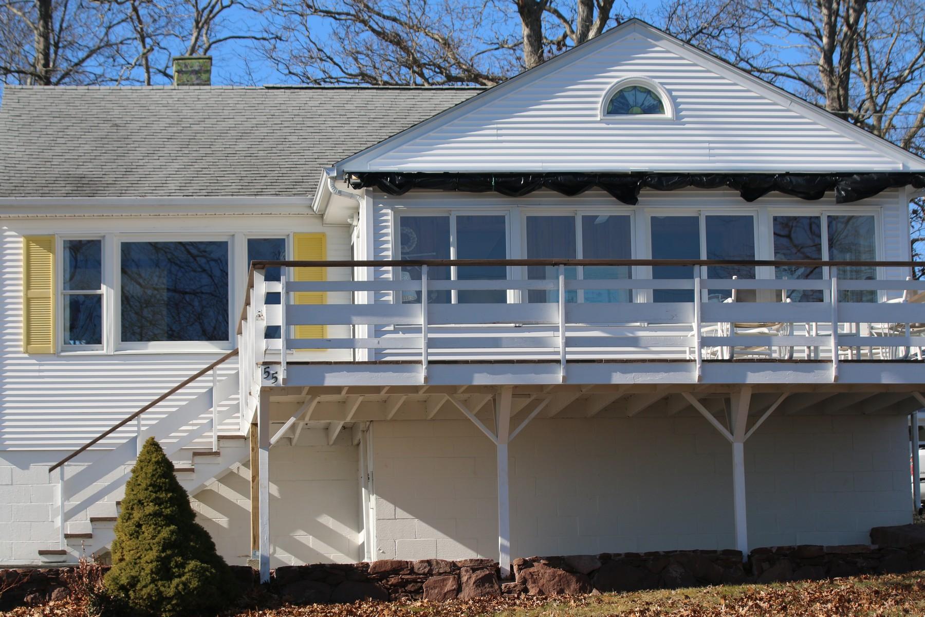 Casa Unifamiliar por un Venta en Ocean Views 55 Seaview Old Lyme, Connecticut 06371 Estados Unidos