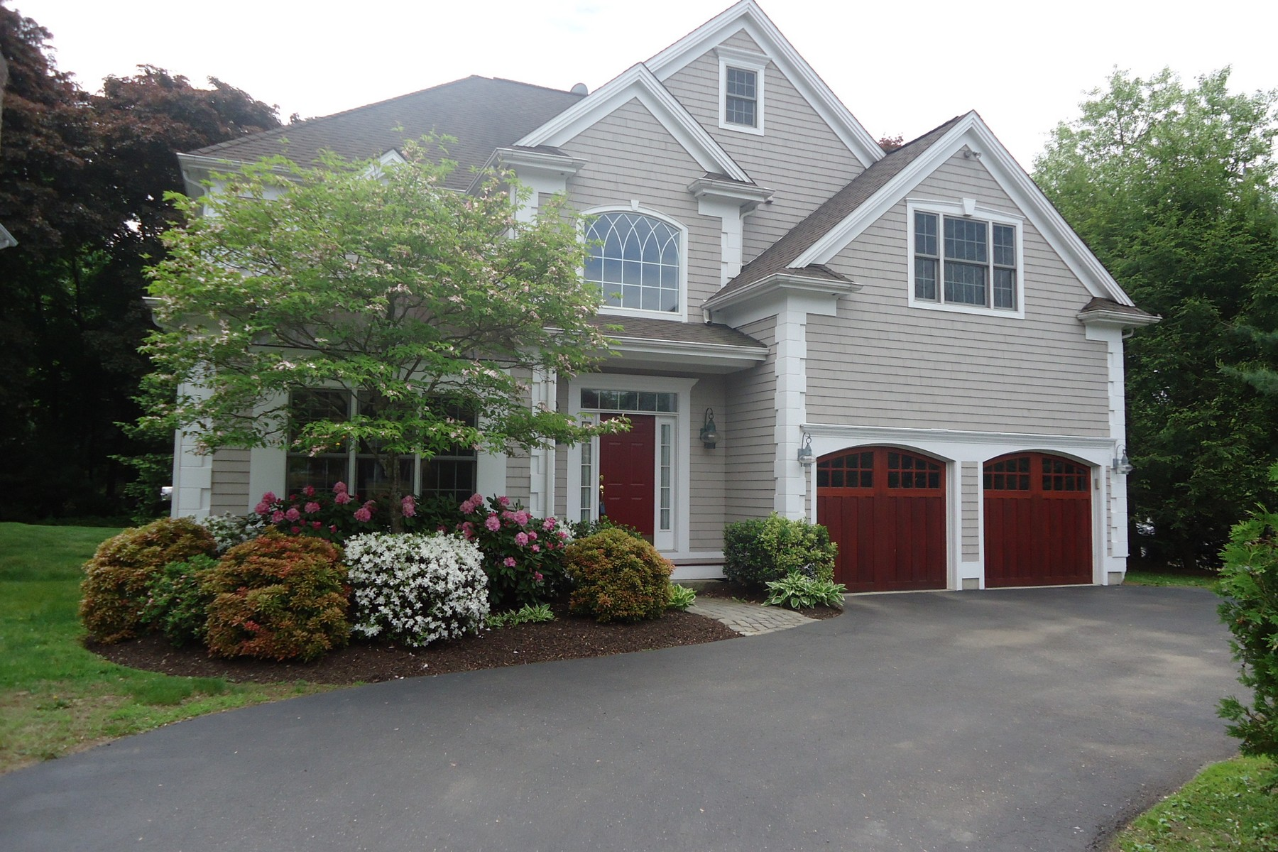 Property For Sale at Classic Newer Colonial on a Much Sought After Cul-de-Sac