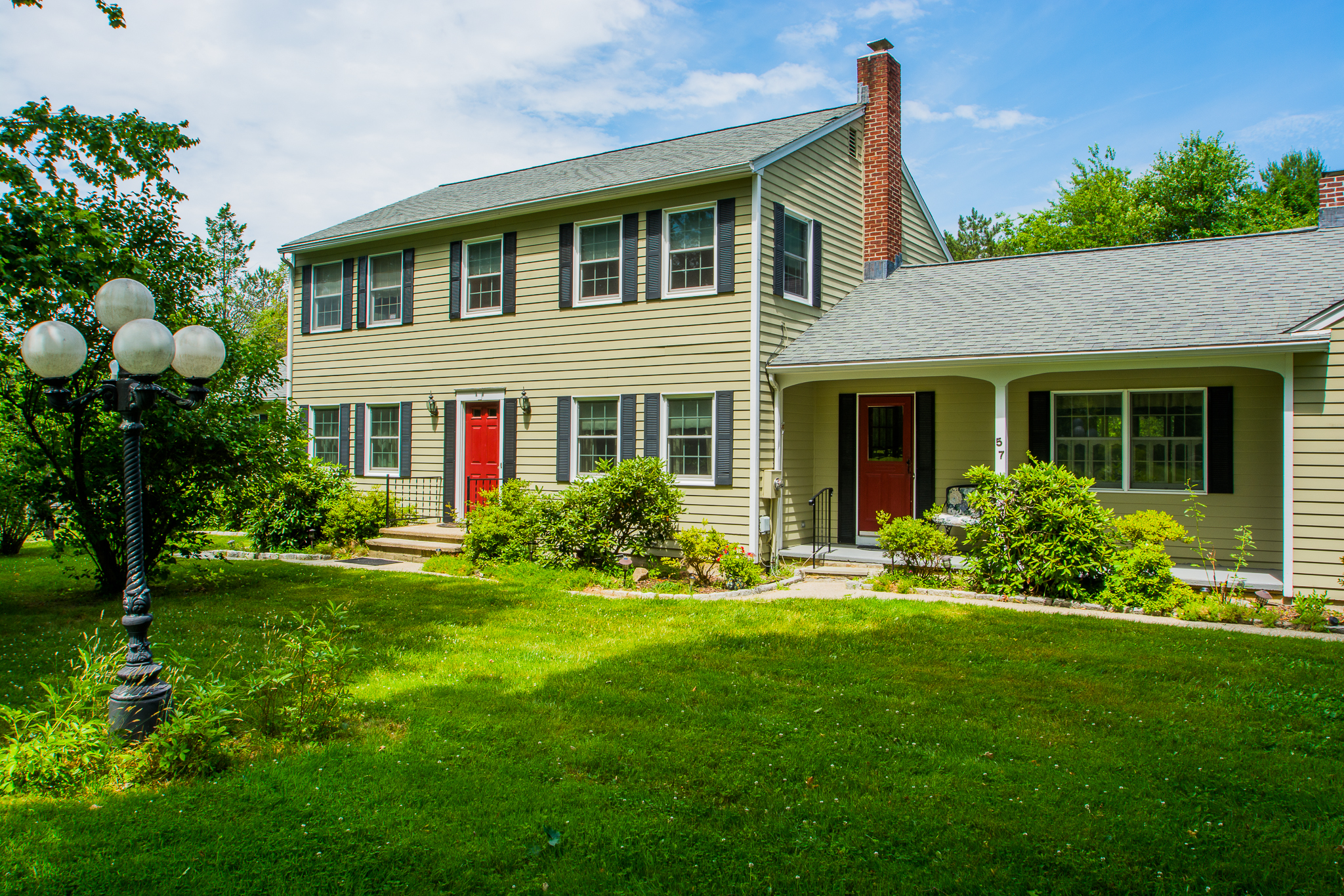 sales property at Double Wing Colonial