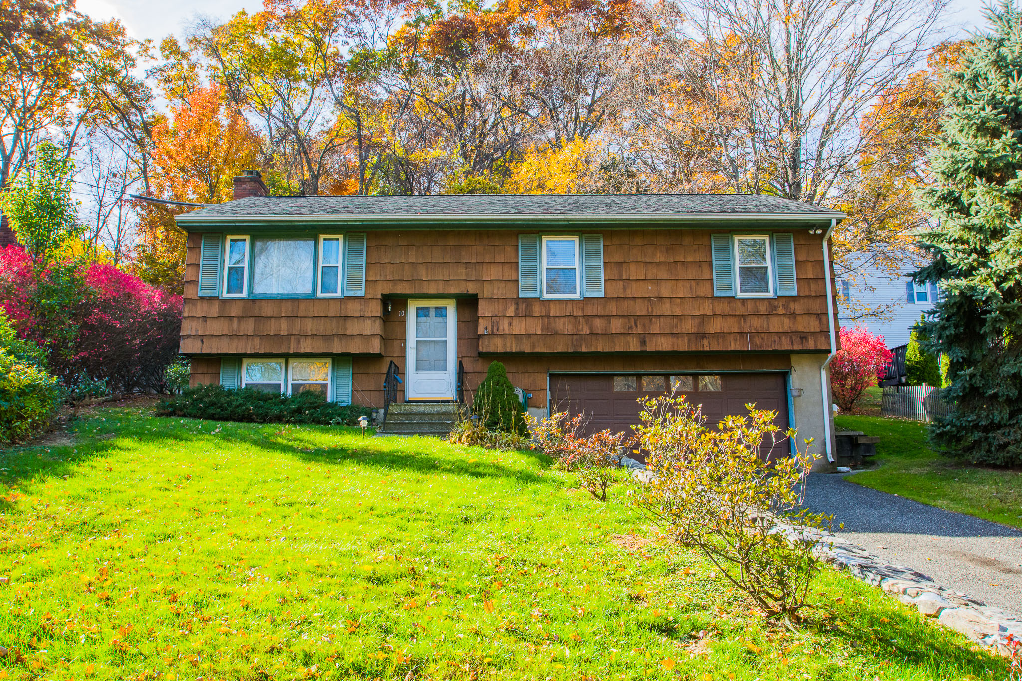Single Family Home for Sale at Cul-De-Sac Street Near Candlewood Lake 10 Valley Road Danbury, Connecticut, 06811 United States