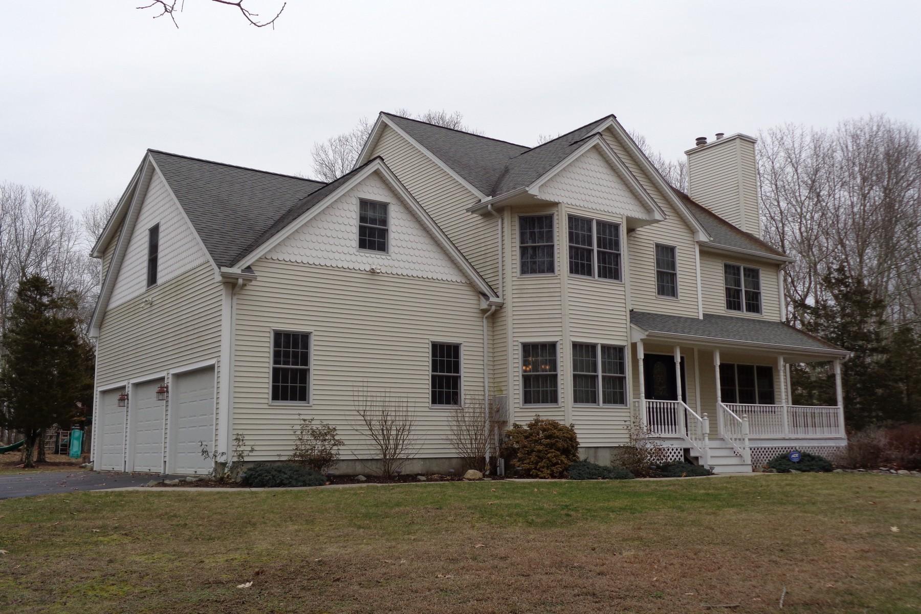 Vivienda unifamiliar por un Venta en 159 Anna Farm Rd East North Stonington, Connecticut, 06359 Estados Unidos