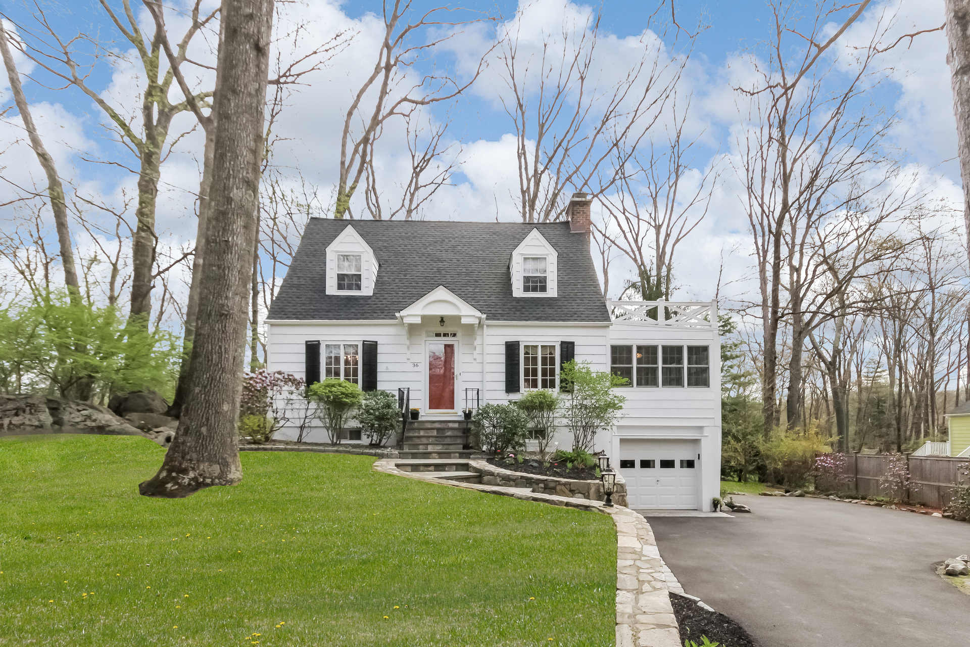 Single Family Home for Sale at Location, Location 36 Clover Drive Wilton, Connecticut, 06897 United States