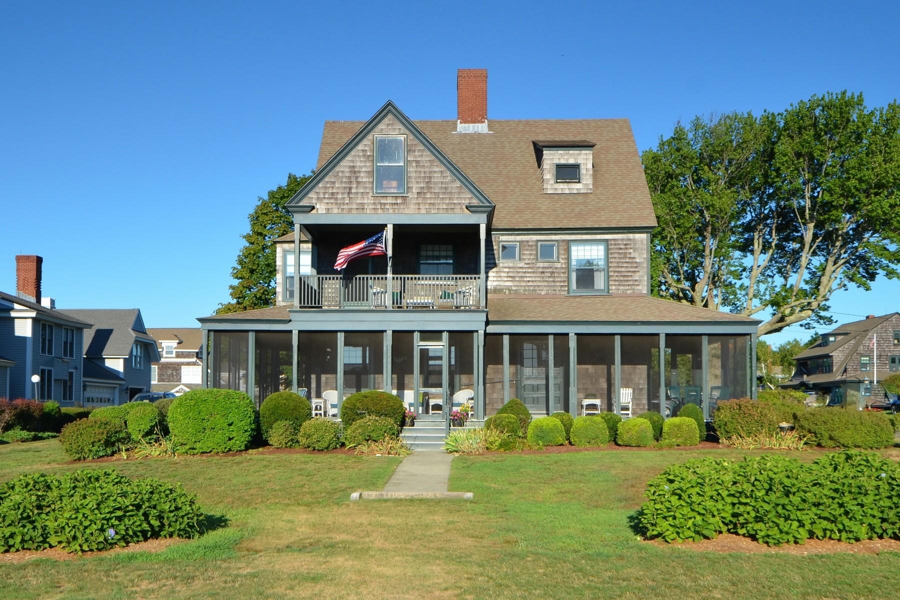 獨棟家庭住宅 為 出售 在 Classic Fenwick Cottage Has Spectacular Views 28 Fenwick Ave Old Saybrook, 康涅狄格州, 06475 美國