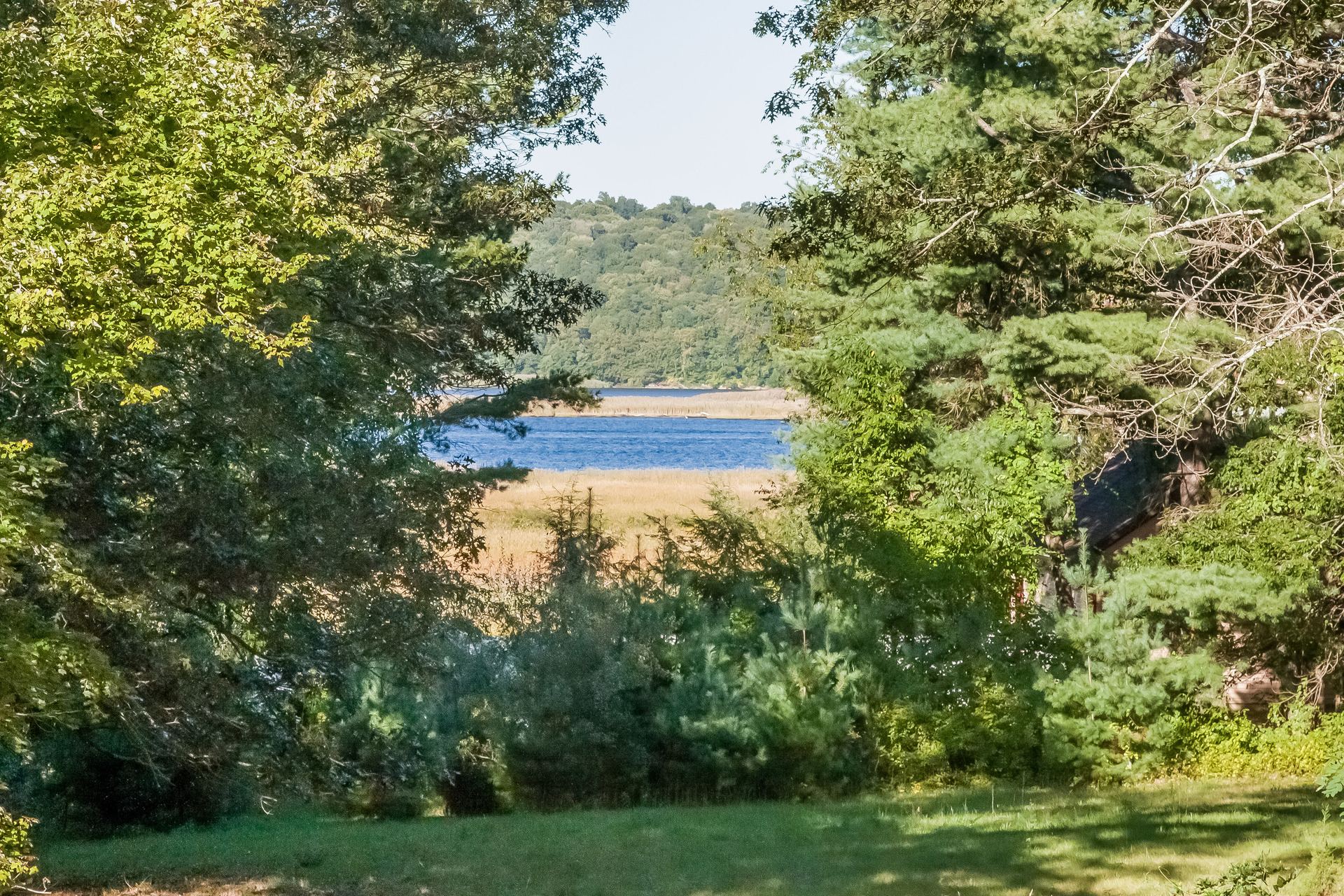 Single Family Home for Sale at Fabulous Water Views 66 Otter Cove Drive Old Saybrook, Connecticut, 06475 United States