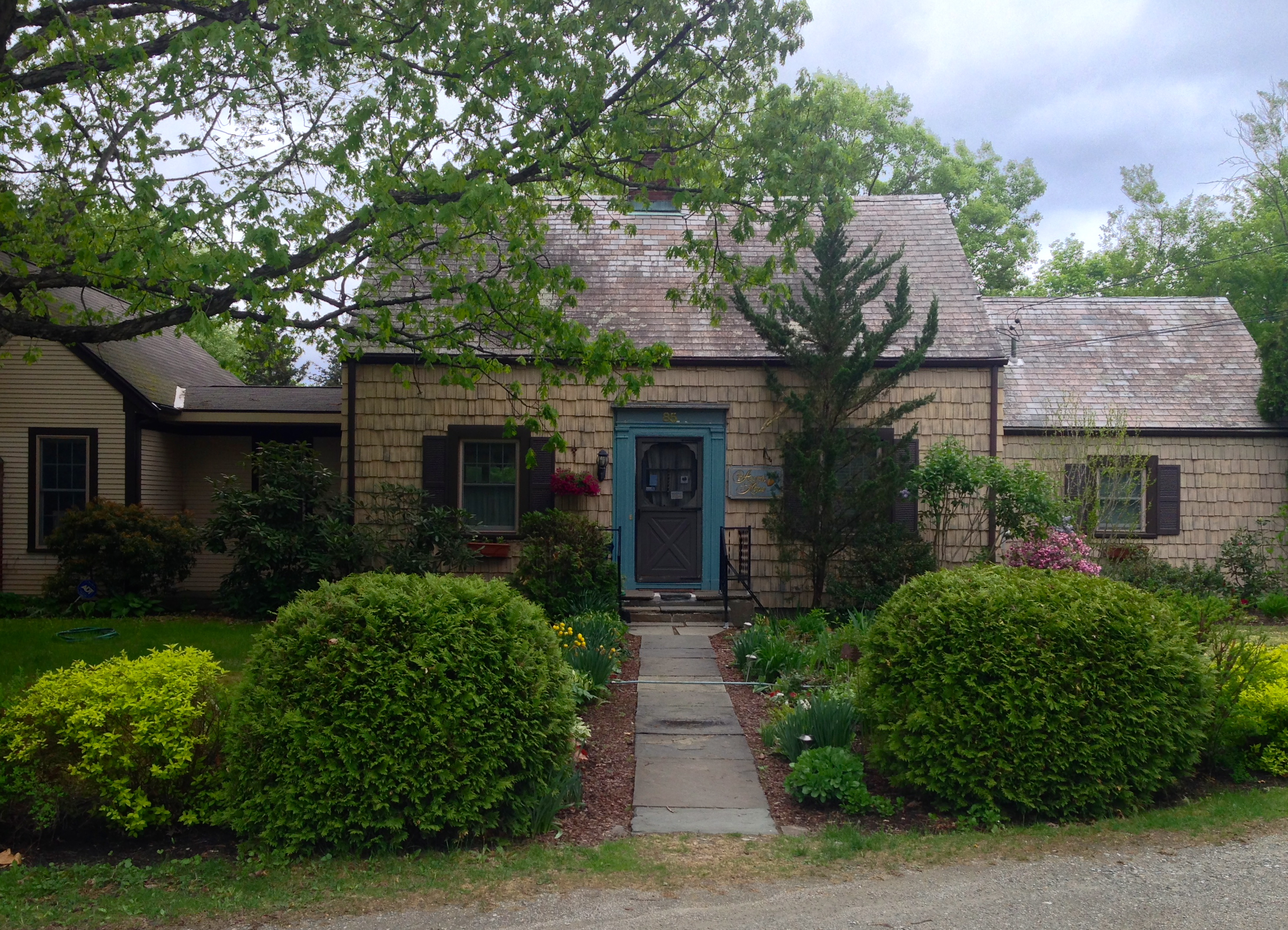Single Family Home for Sale at THE ACORN'S HOPE - a turn-key Bed & Breakfast in the heart of the Berkshires 85 Alford Rd Great Barrington, Massachusetts 01230 United States