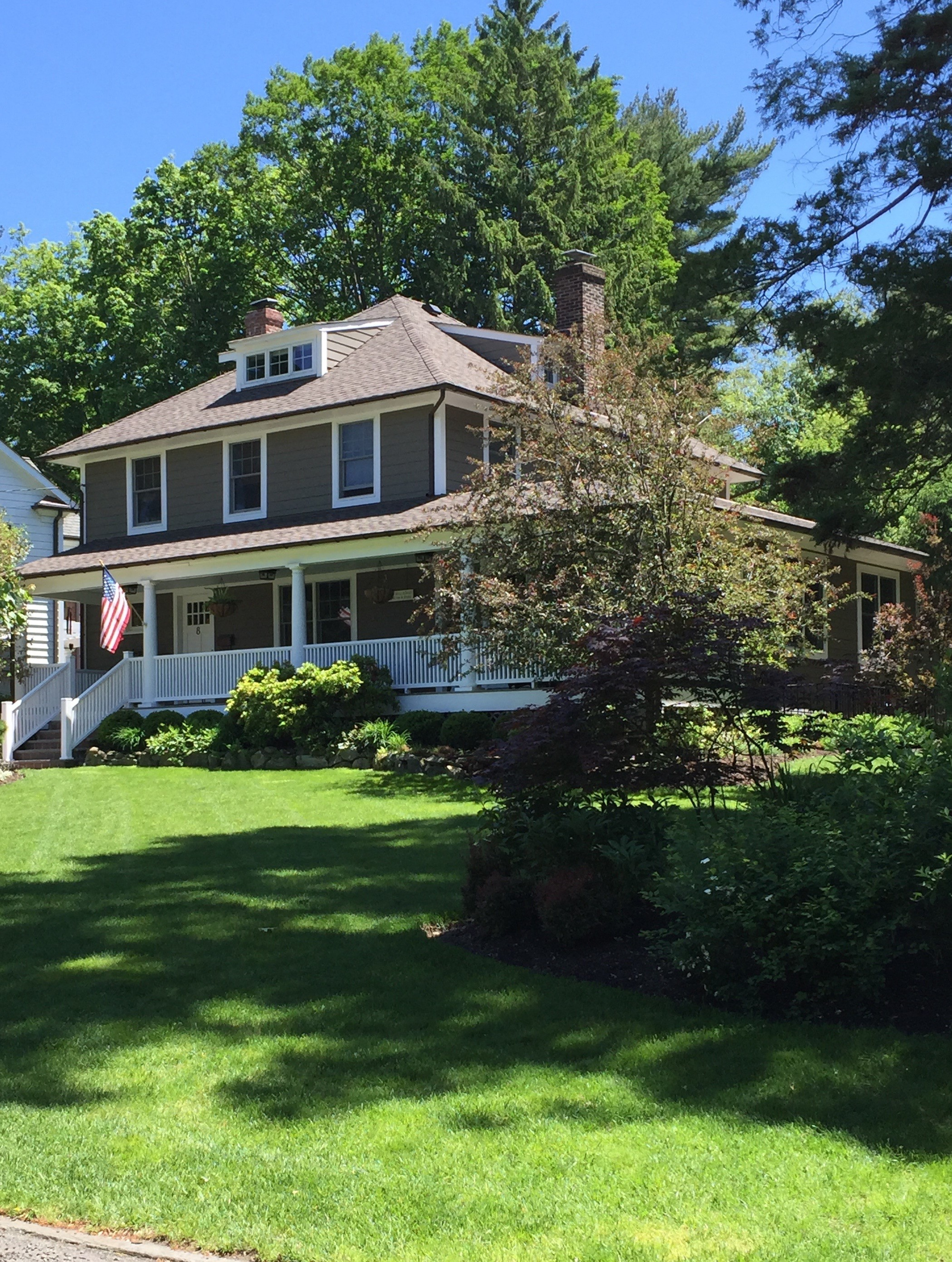 Property For Sale at Sophisticated Scarsdale Home