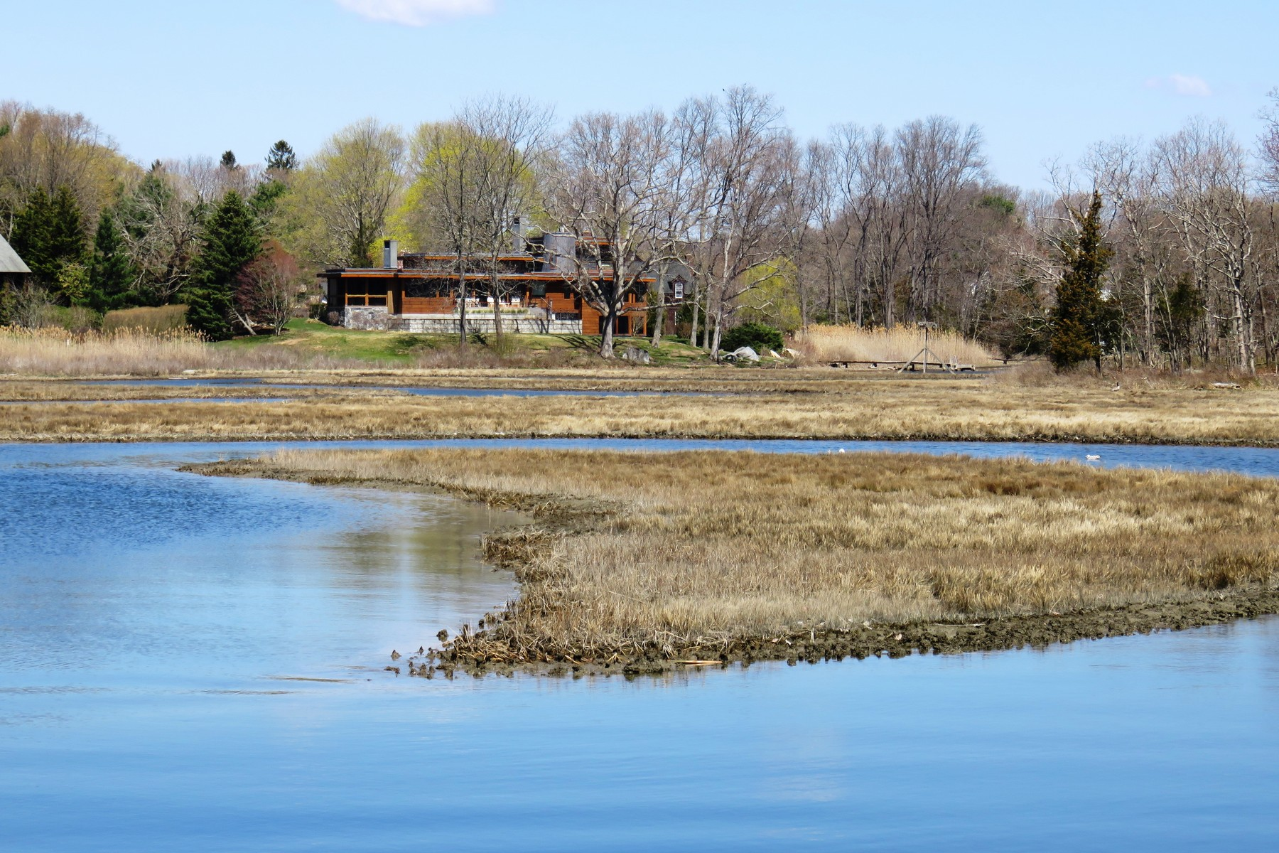 Single Family Home for Sale at Extraordinary Fence Creek 41 Fence Creek Dr Madison, Connecticut 06443 United States