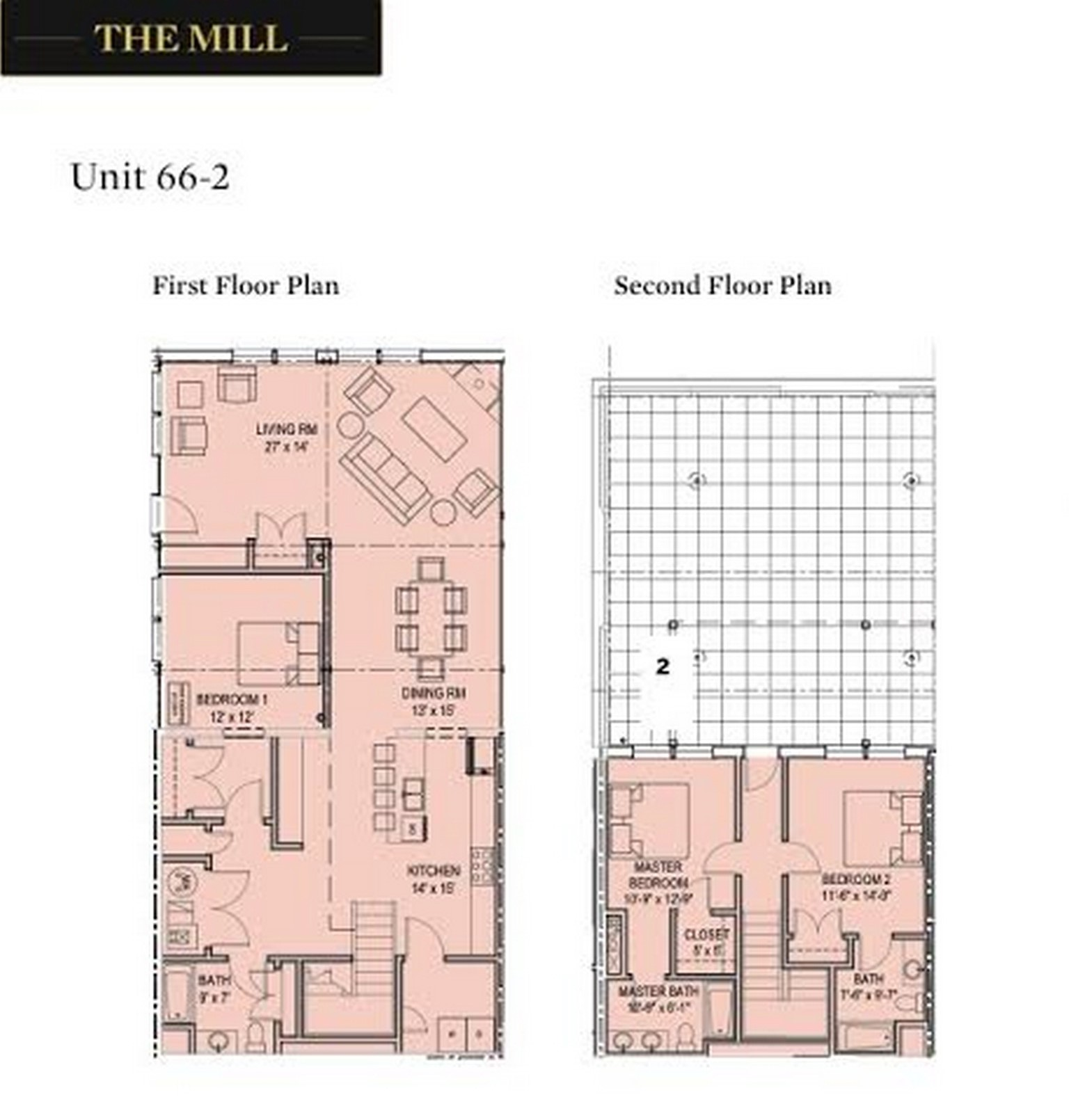 Condominium for Sale at 66-2 High St 66-2 High St Mill Building, Unit C Guilford, Connecticut, 06437 United States