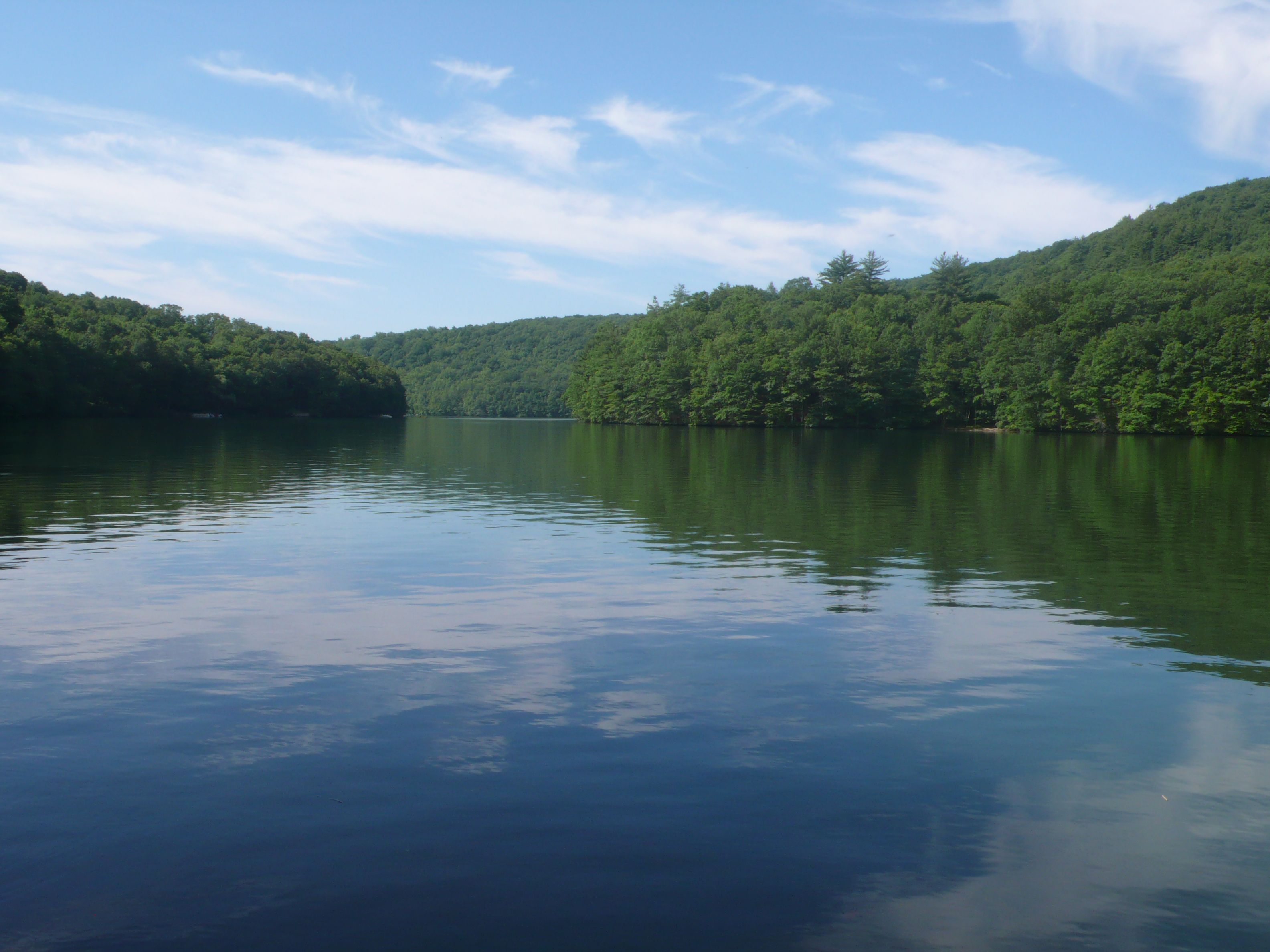 Single Family Home for Sale at Epic Lakefront Property on Lake Lillinonah 215 West Gilbert Road Southbury, Connecticut 06488 United States
