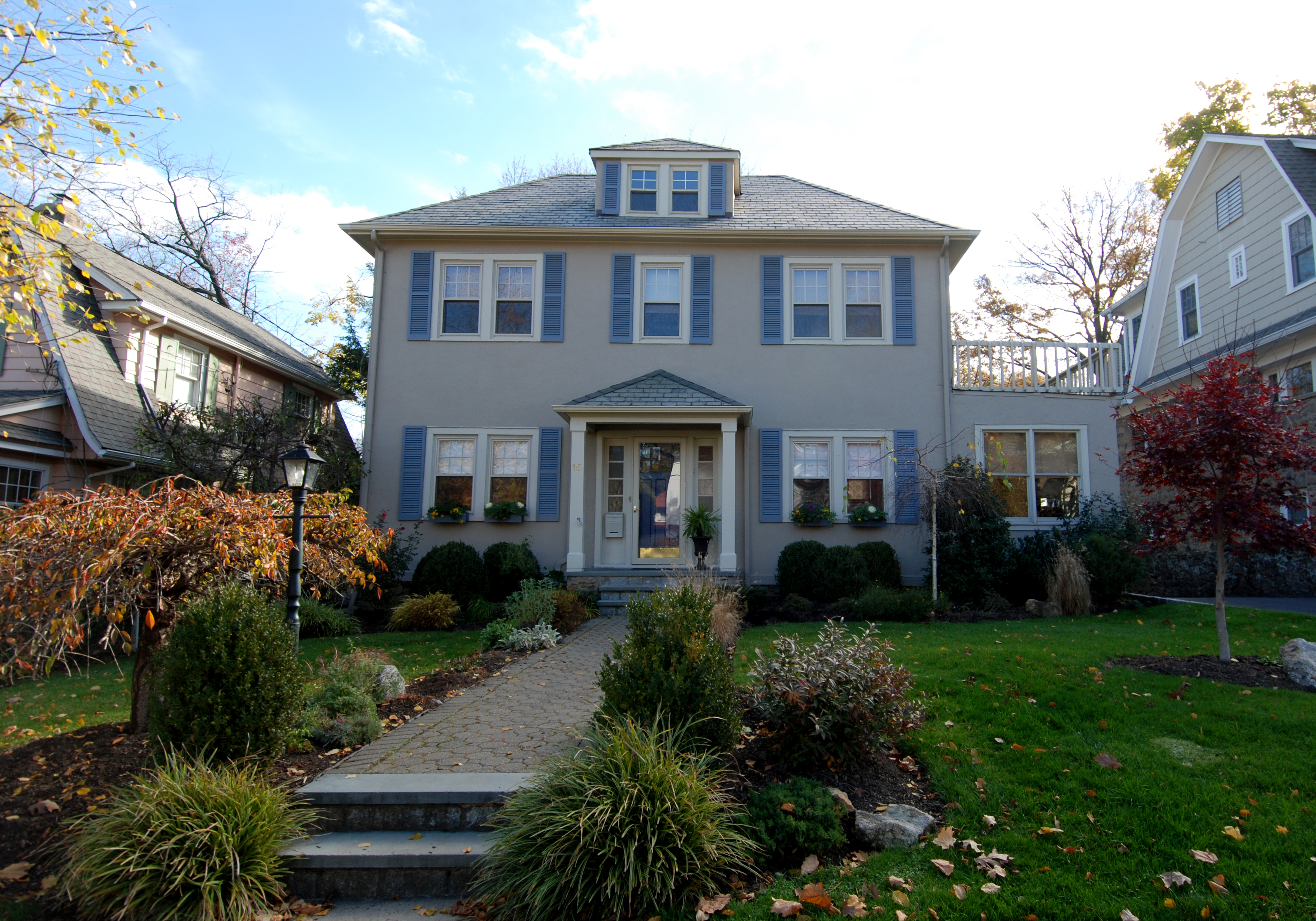 Property For Sale at Larchmont Village Colonial