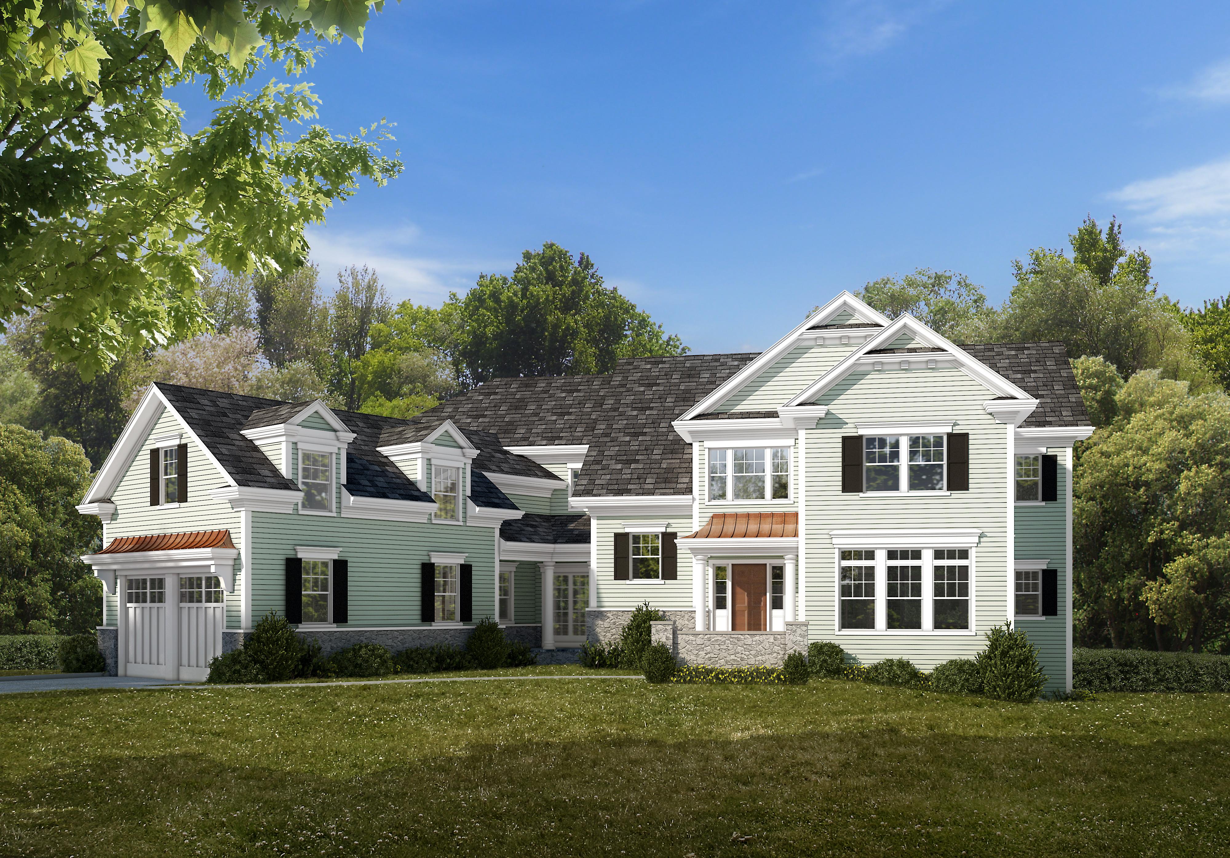 Casa Unifamiliar por un Venta en 11 Rural Drive Scarsdale, Nueva York 10583 Estados Unidos