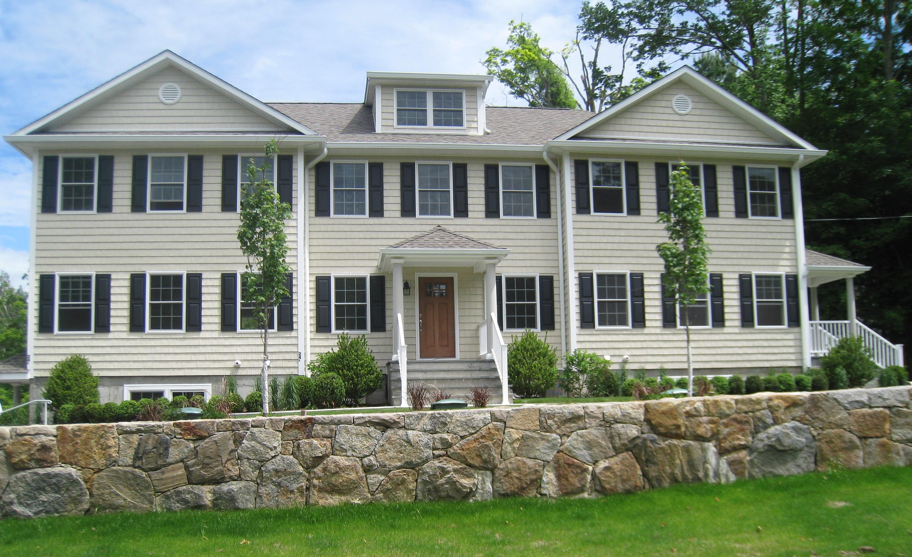 Vivienda multifamiliar por un Venta en Tremendous Investment Opportunity 24 North Street Ridgefield, Connecticut, 06877 Estados Unidos