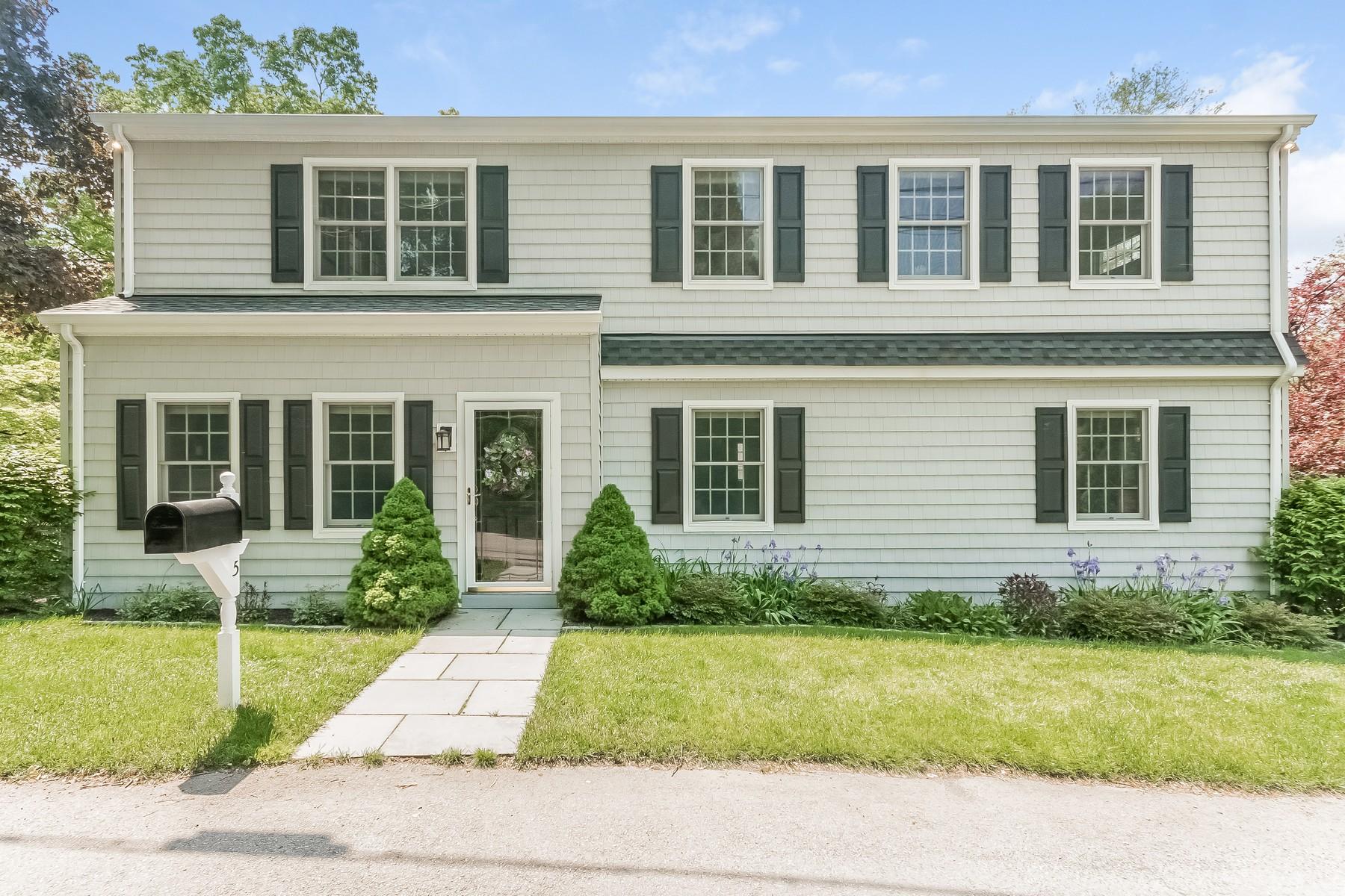 sales property at Pristine Darien Home