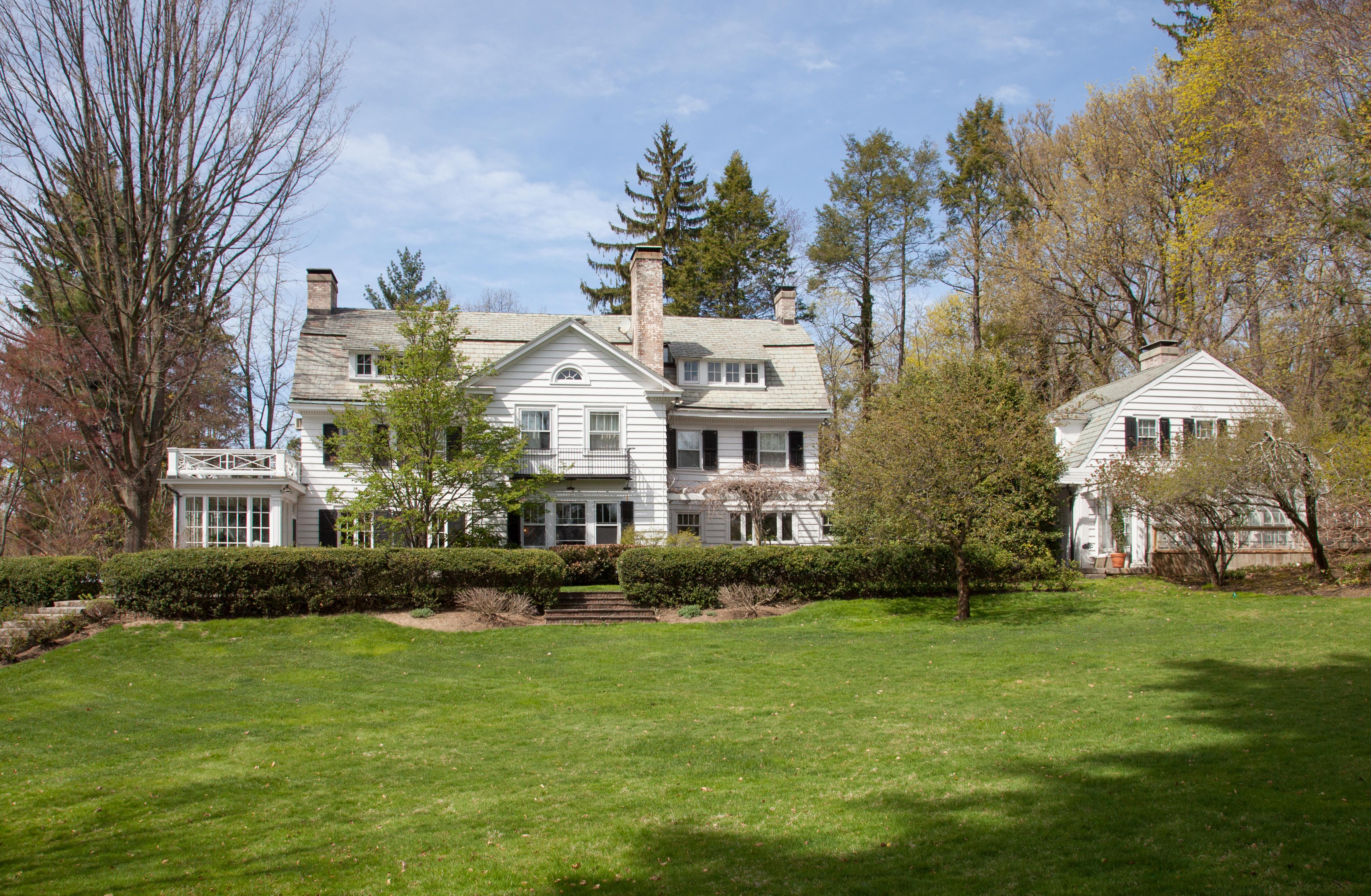 Single Family Home for Sale at Hudson River Estate 14 Washington Avenue Irvington, New York 10533 United States