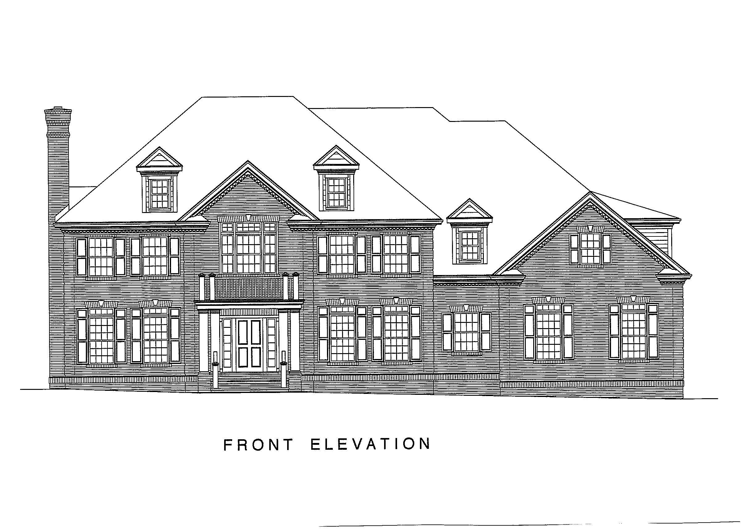 Villa per Vendita alle ore Extraordinary New Construction 20 Sherbrooke Road Scarsdale, New York 10583 Stati Uniti