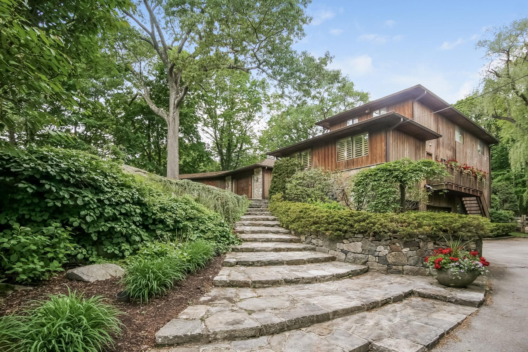 Einfamilienhaus für Verkauf beim Dramatic and Inspiring! 88 Osborn Road Harrison, New York 10528 Vereinigte Staaten