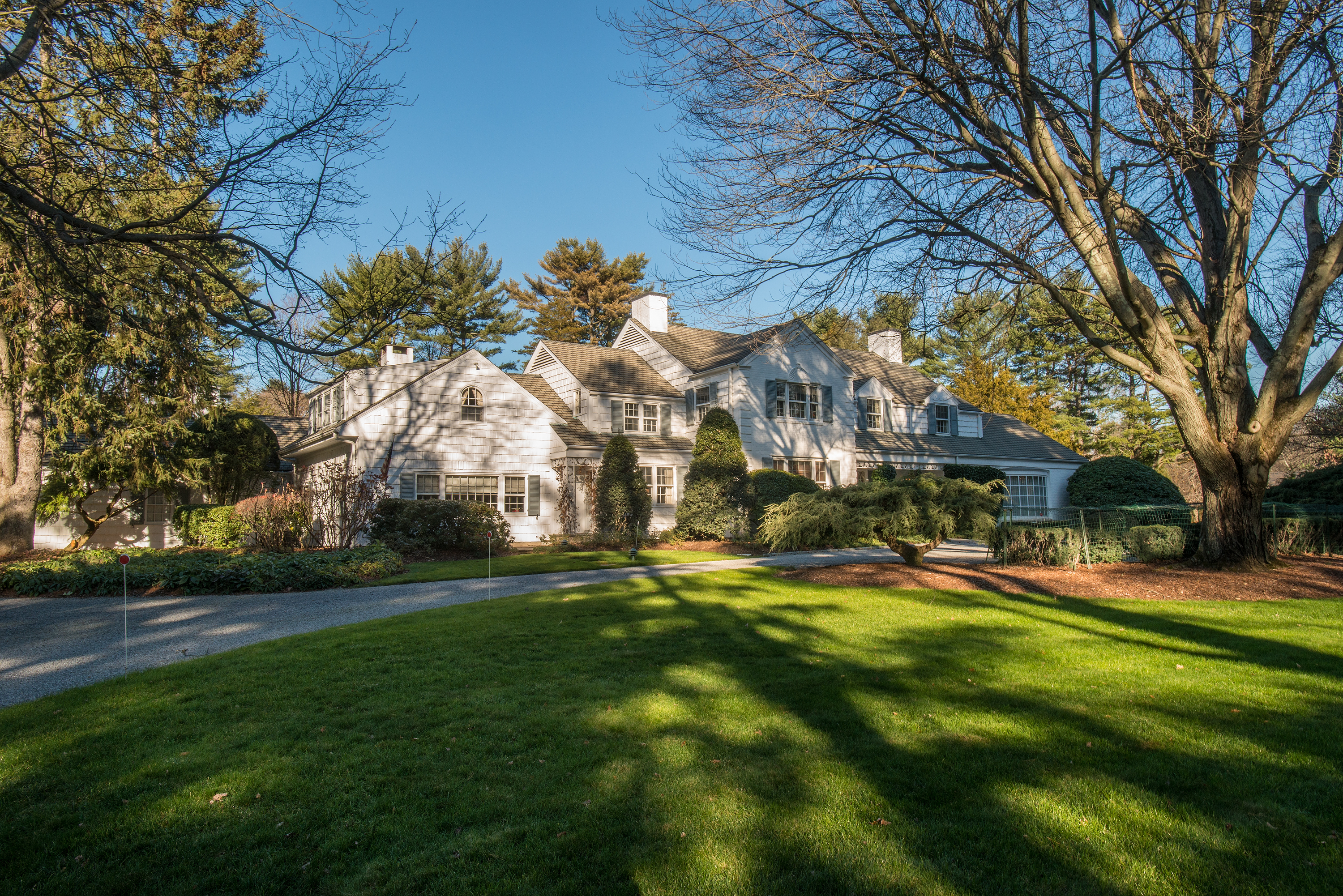 Vivienda unifamiliar por un Venta en Style, Sophistication and Charm 92 Half Mile Road Darien, Connecticut 06820 Estados Unidos
