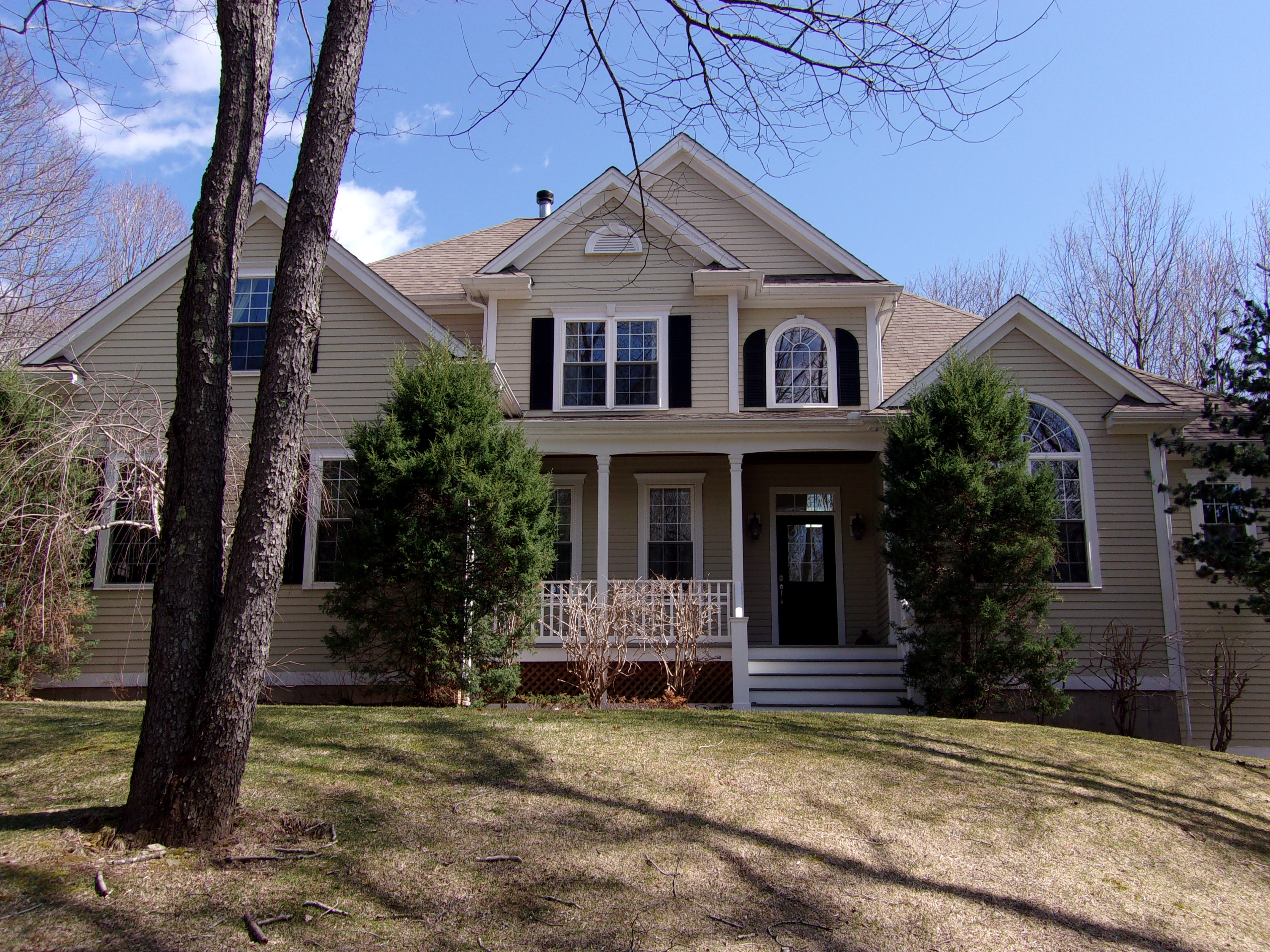 Single Family Home for Sale at Meticulous Contemporary 151 Bentley Circle Goshen, Connecticut, 06756 United States