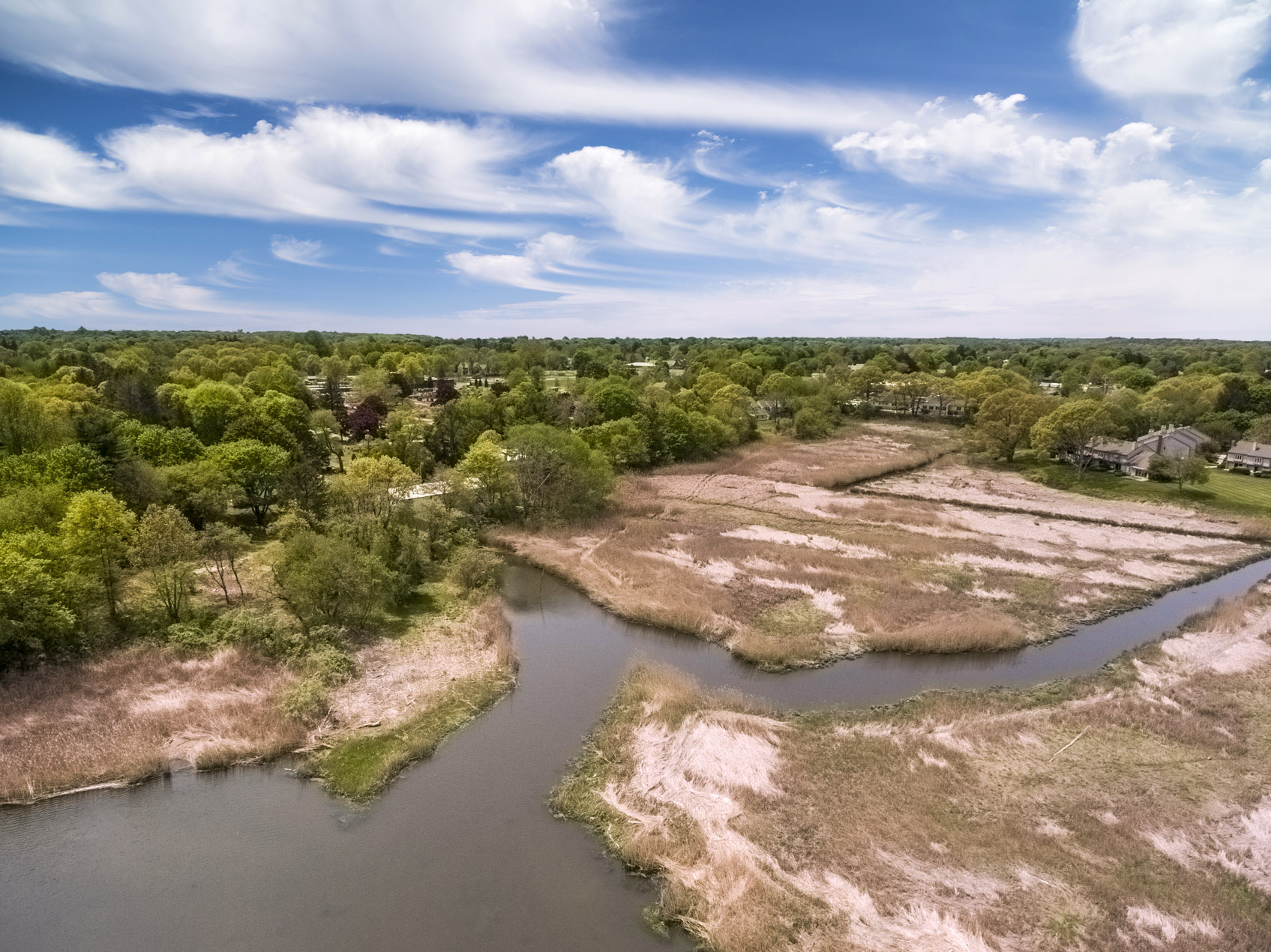 Terreno por un Venta en Ten Acres Of Direct Waterfront Property On North Cove 91 Sheffield Street Old Saybrook, Connecticut, 06475 Estados Unidos