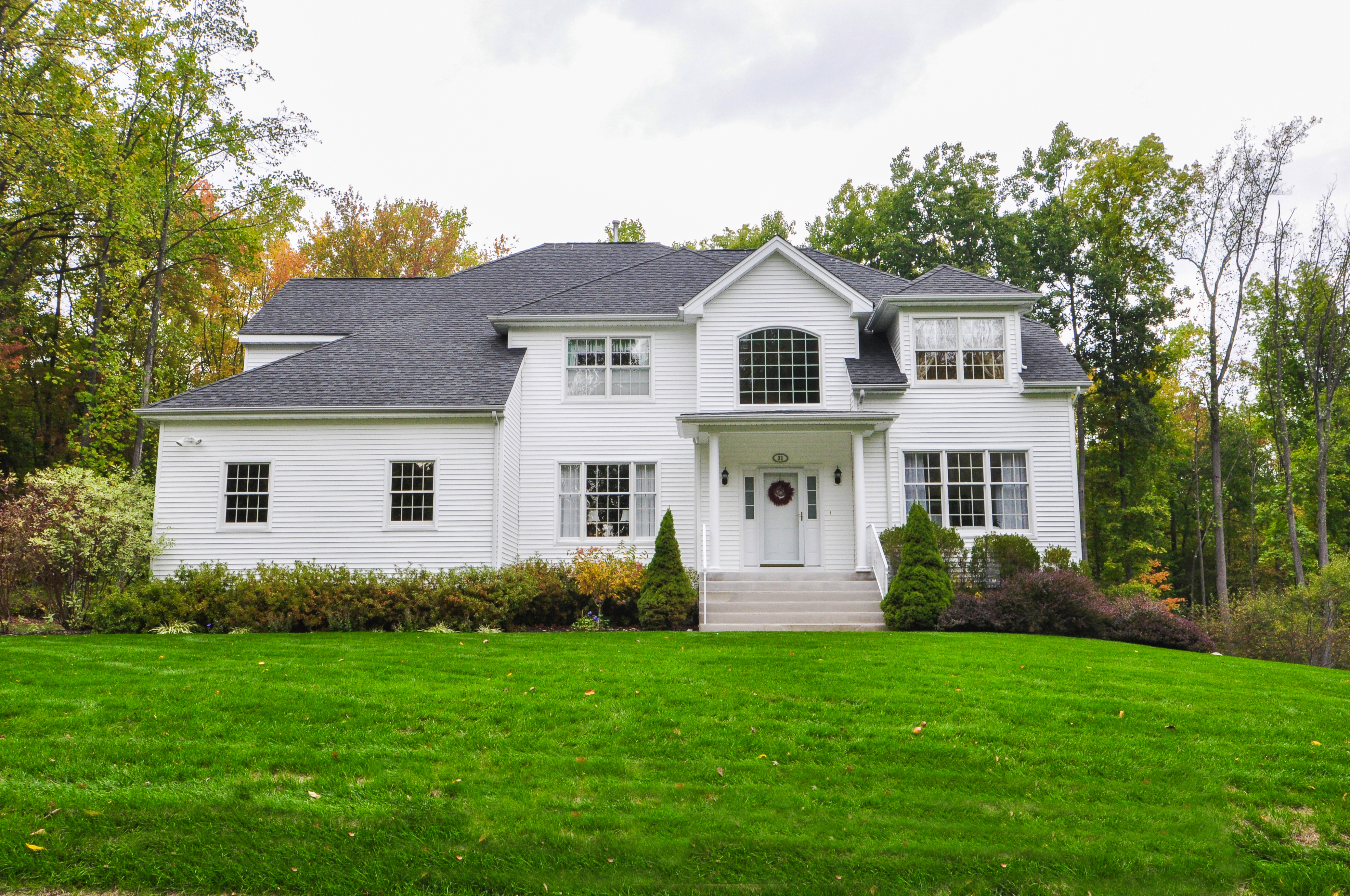 Single Family Home for Sale at Private Largest Model in the Preserve at Somers 31 Putney Road Baldwin Place, New York 10505 United States