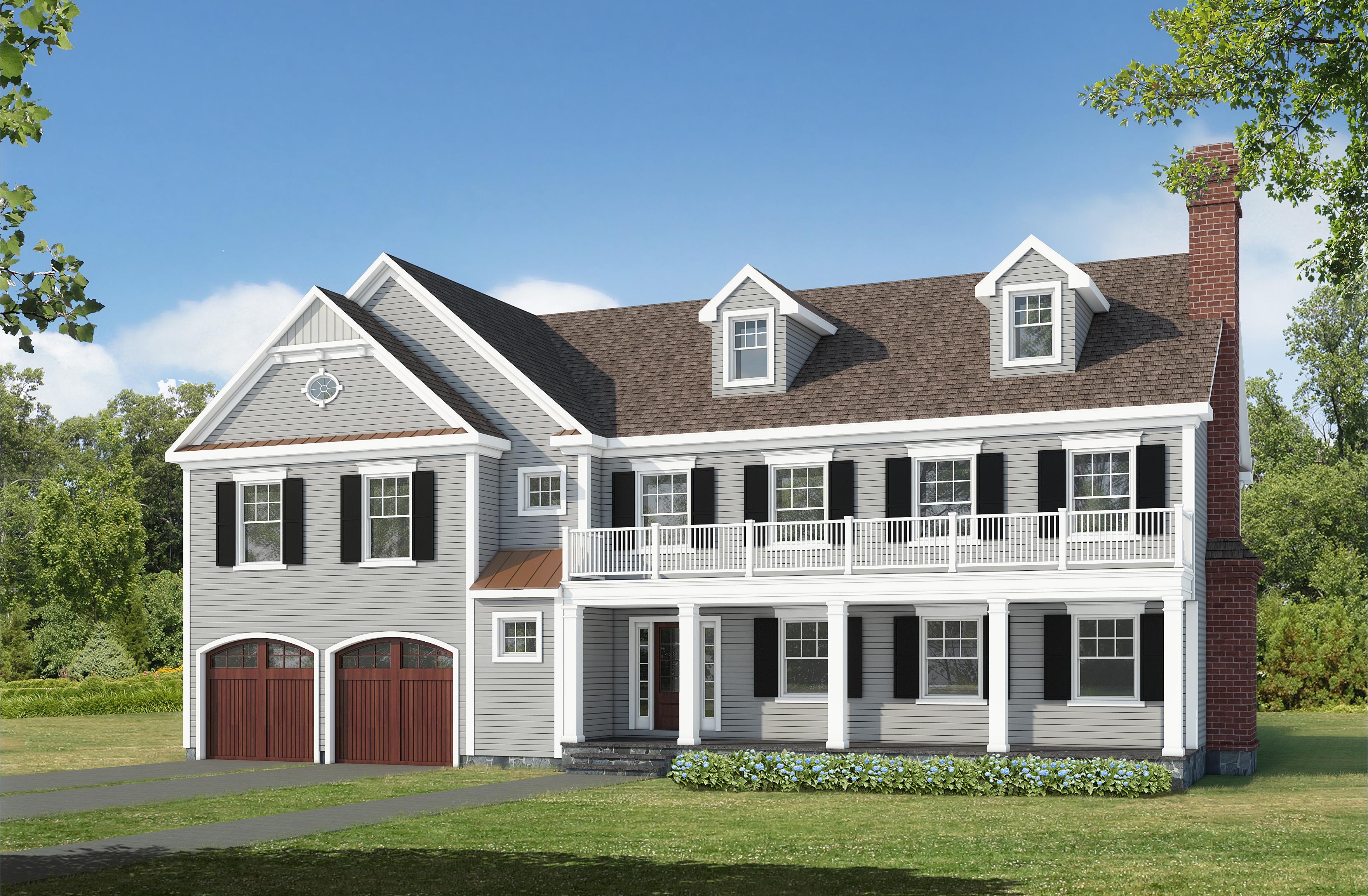 独户住宅 为 销售 在 72 Fairway Avenue 拉伊, 纽约州, 10580 美国