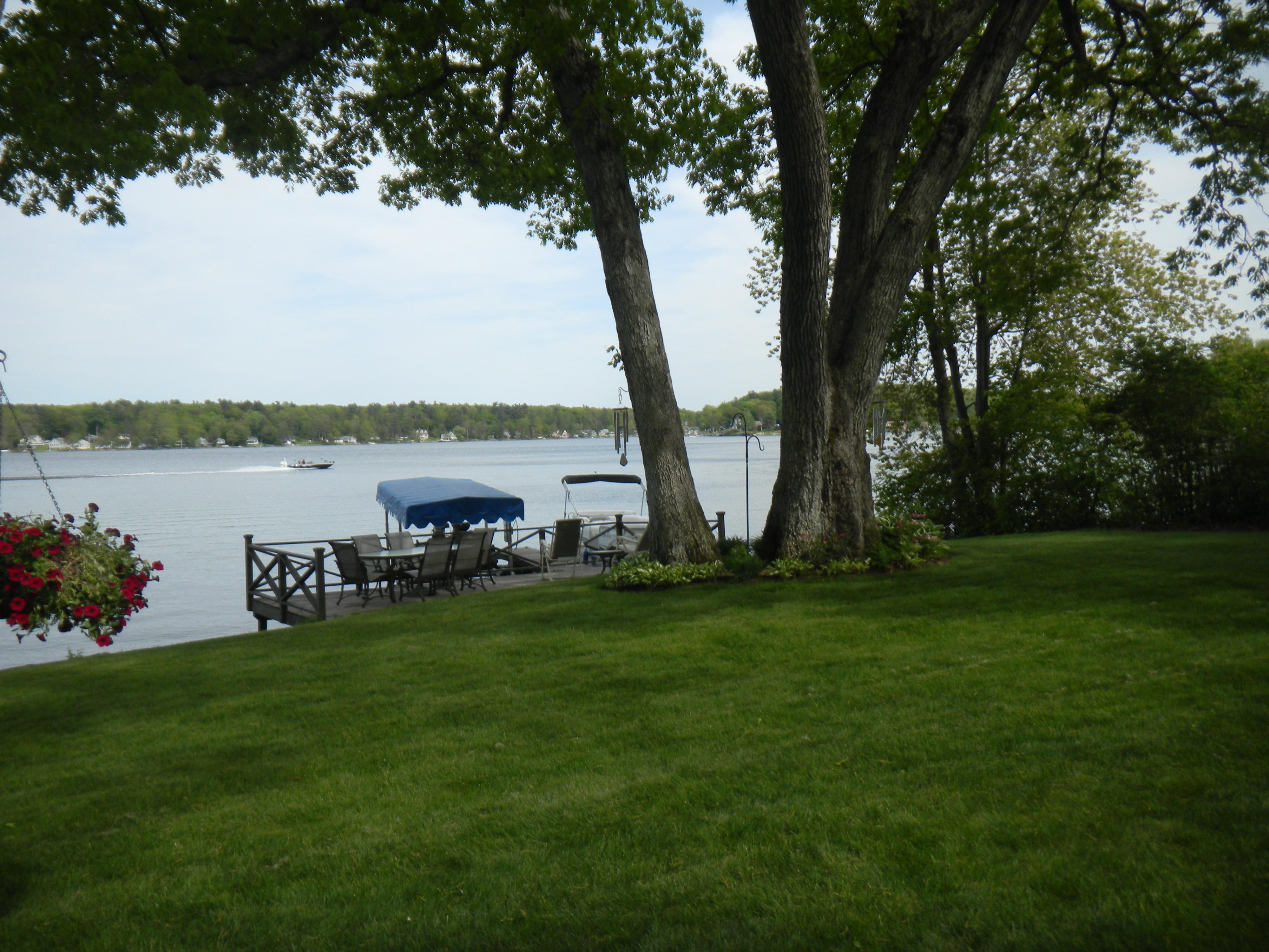 sales property at Idyllic Lake Front Home