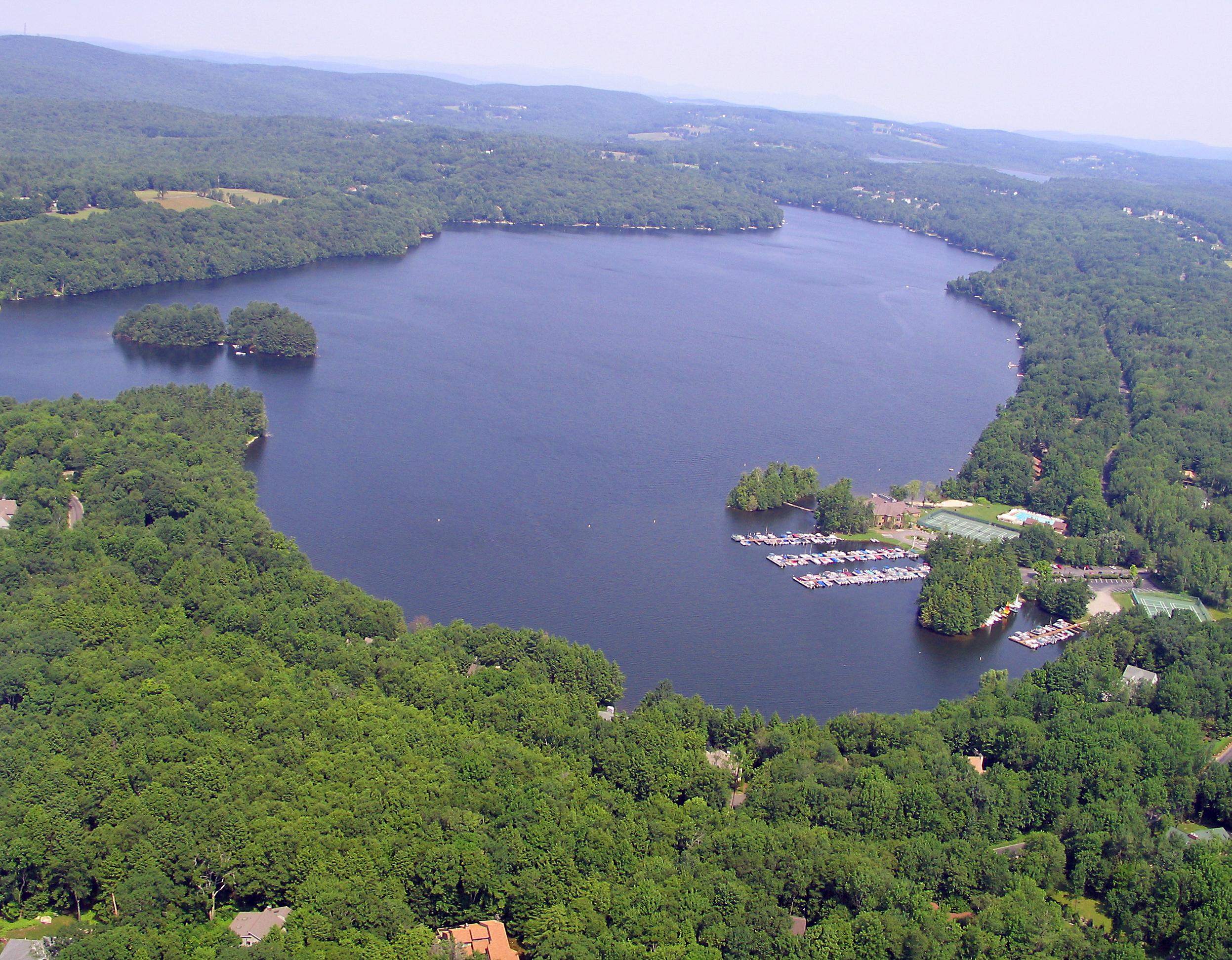 Land for Sale at Woodridge Lake Building Lot Sherbrook Dr Goshen, Connecticut 06756 United States