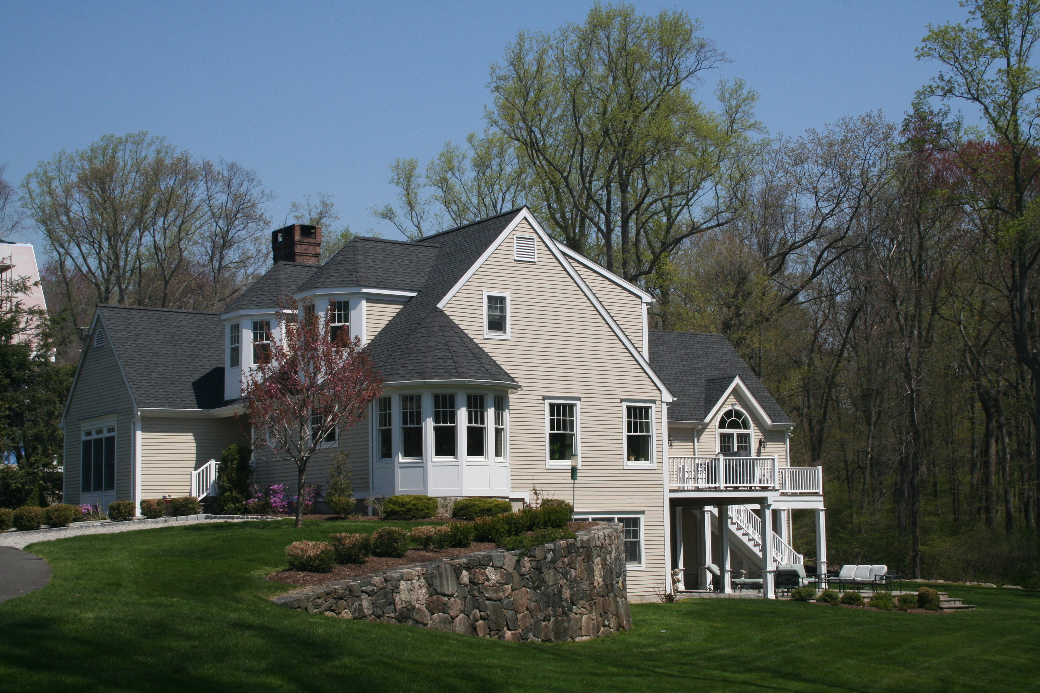 sales property at Transitional Style Colonial