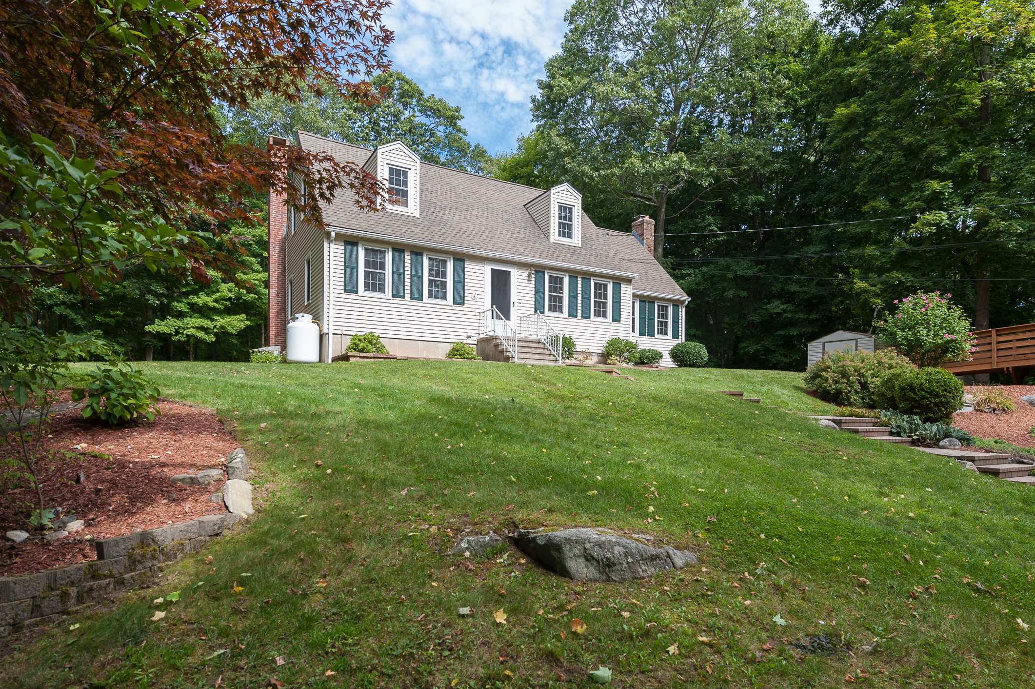 Single Family Home for Sale at 61 Essex Street Deep River, Connecticut 06417 United States