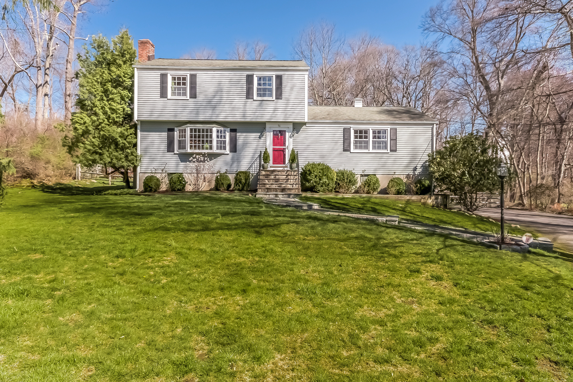 Single Family Home for Sale at Completely Updated 96 Kent Road Wilton, Connecticut, 06897 United States