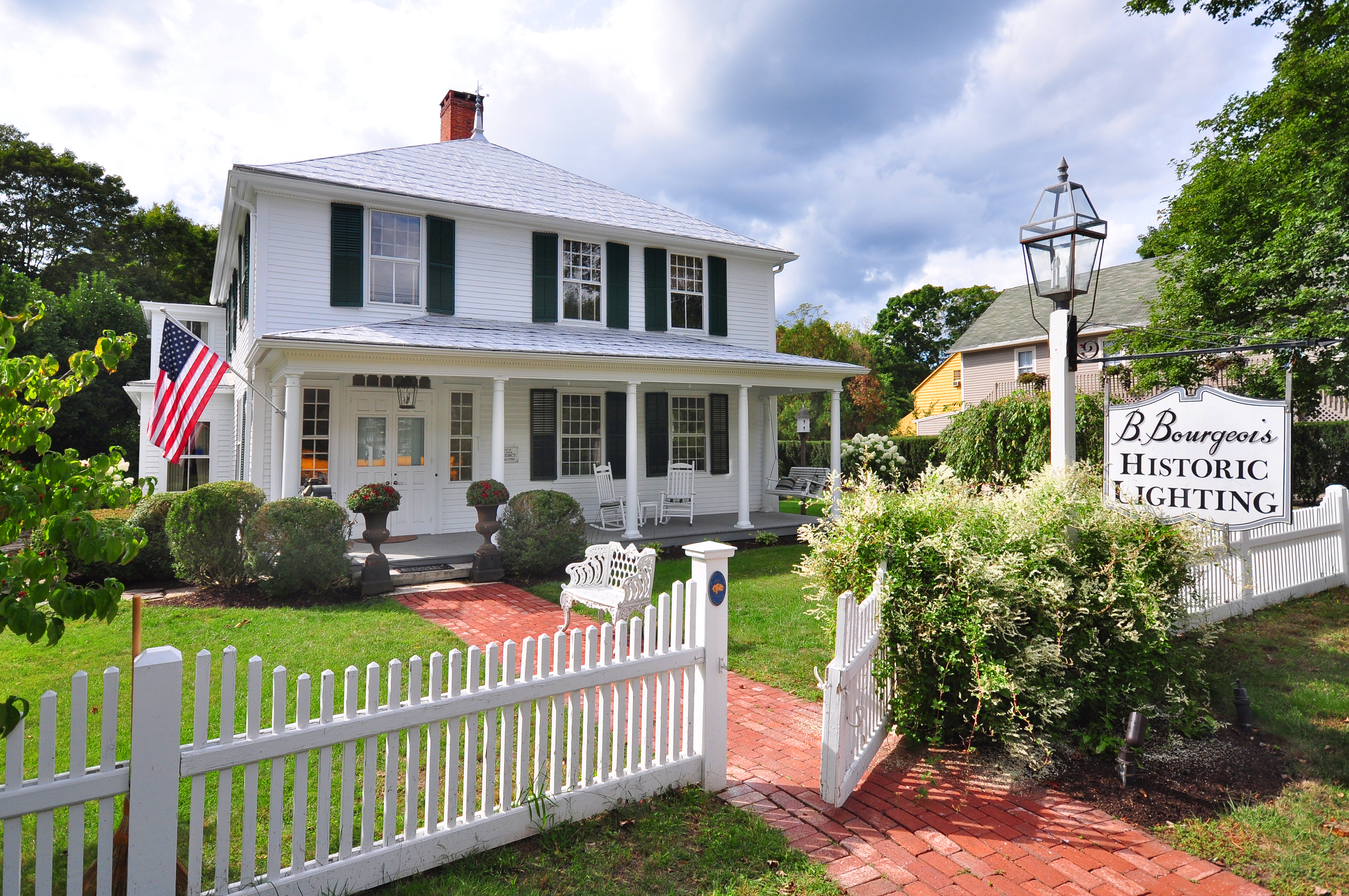 Single Family Home for Sale at The Noah Benedict House 270 Main St South Woodbury, Connecticut 06798 United States