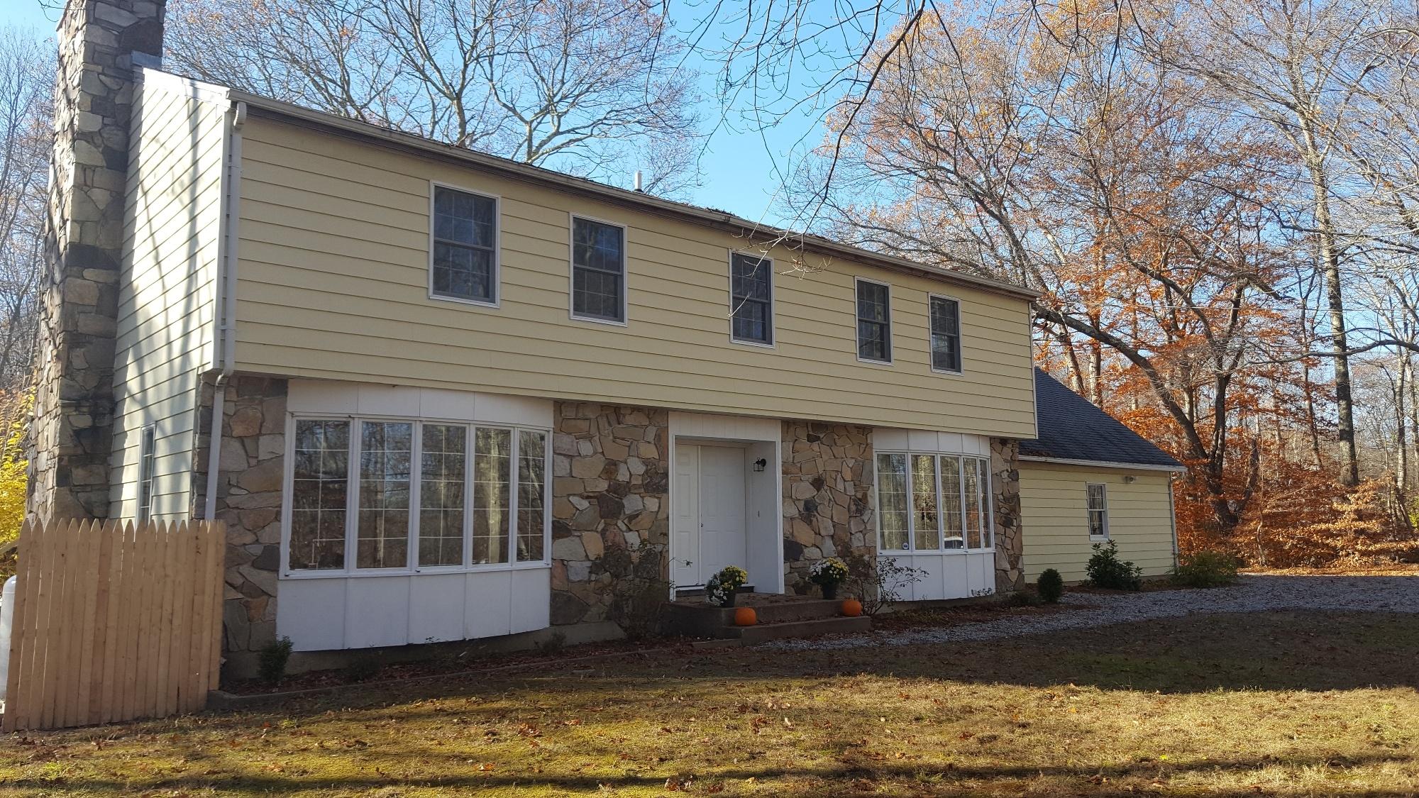 Maison unifamiliale pour l Vente à 123 Iron Works Rd Killingworth, Connecticut, 06419 États-Unis