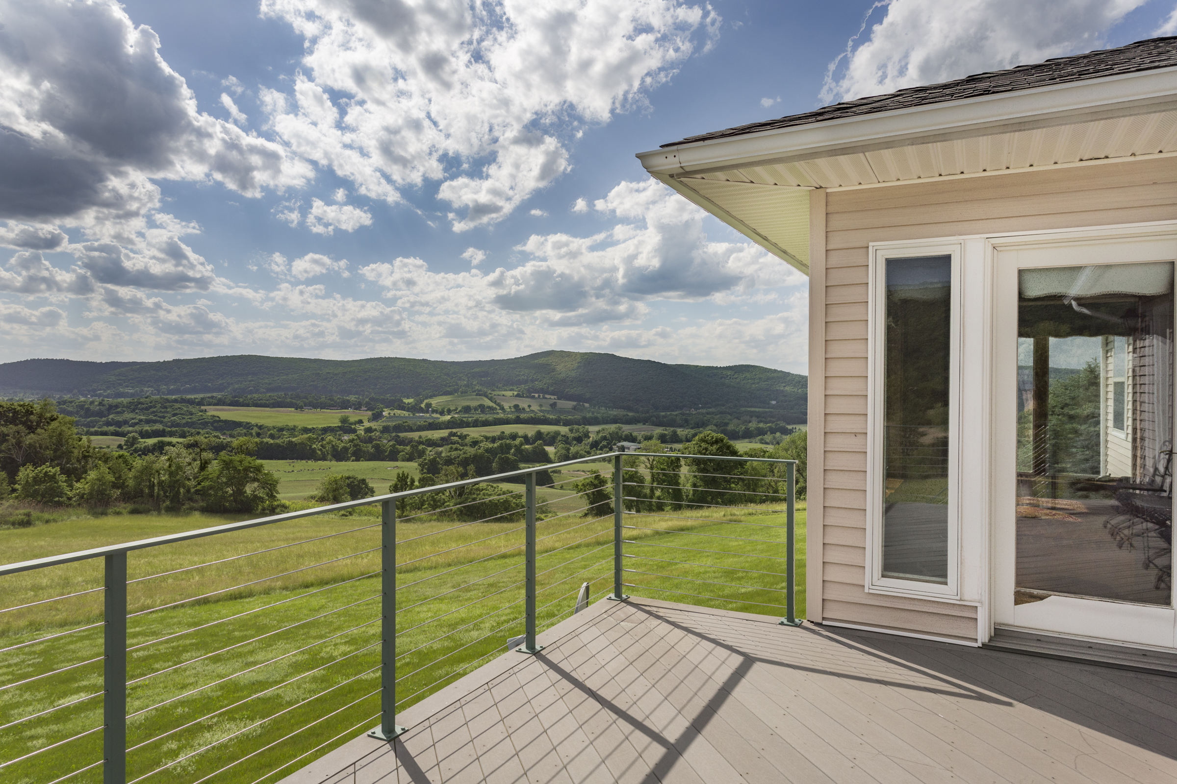 Single Family Home for Sale at Simple Living with Stunning Views 152 High View Farm Rd Copake, New York, 12516 United States