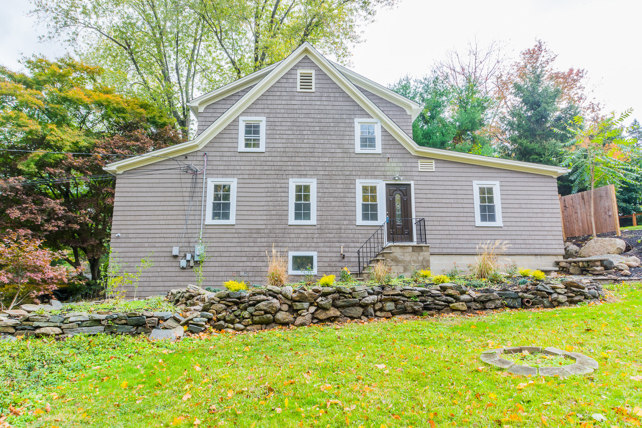 Single Family Home for Sale at Completely Remodeled- Lake Community 45 Harbor Ridge Road Danbury, Connecticut, 06811 United States