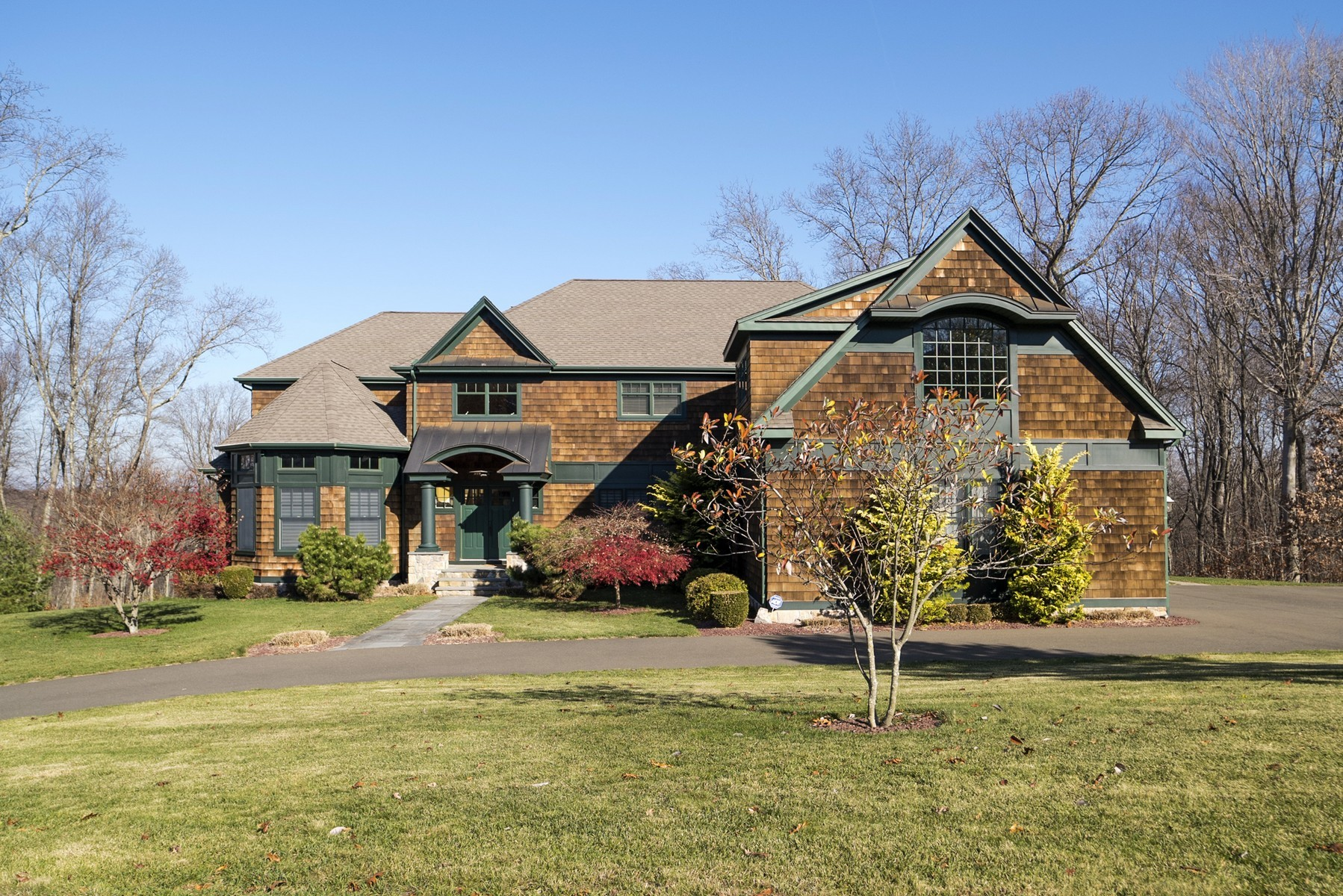 sales property at Shingle Style Colonial on 5.86 Acres