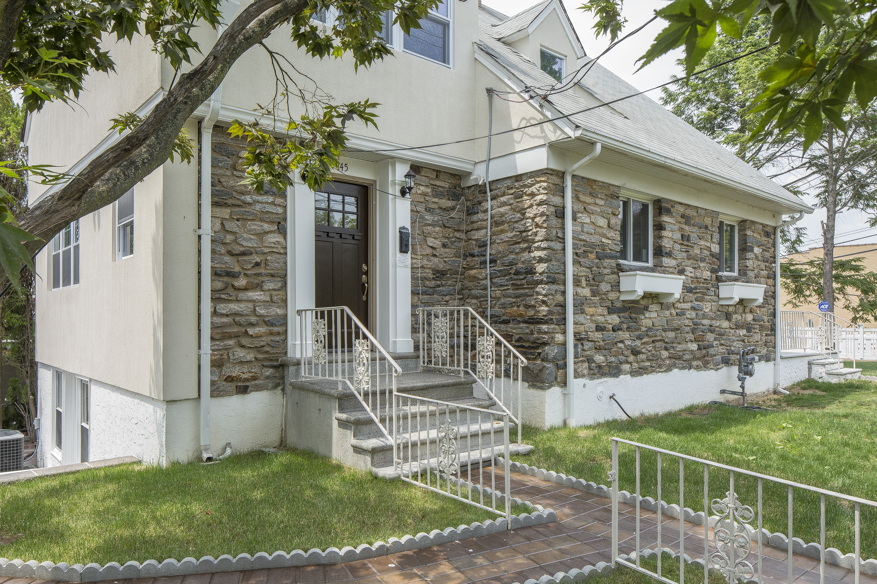 Single Family Home for Sale at Newly Renovated Cape 10 Delaware Road Yonkers, New York, 10710 United States