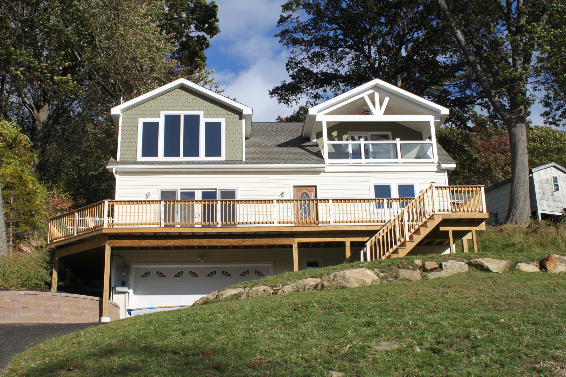 Maison unifamiliale pour l Vente à Exceptional New Construction 43 Twilight Lane Brookfield, Connecticut 06804 États-Unis