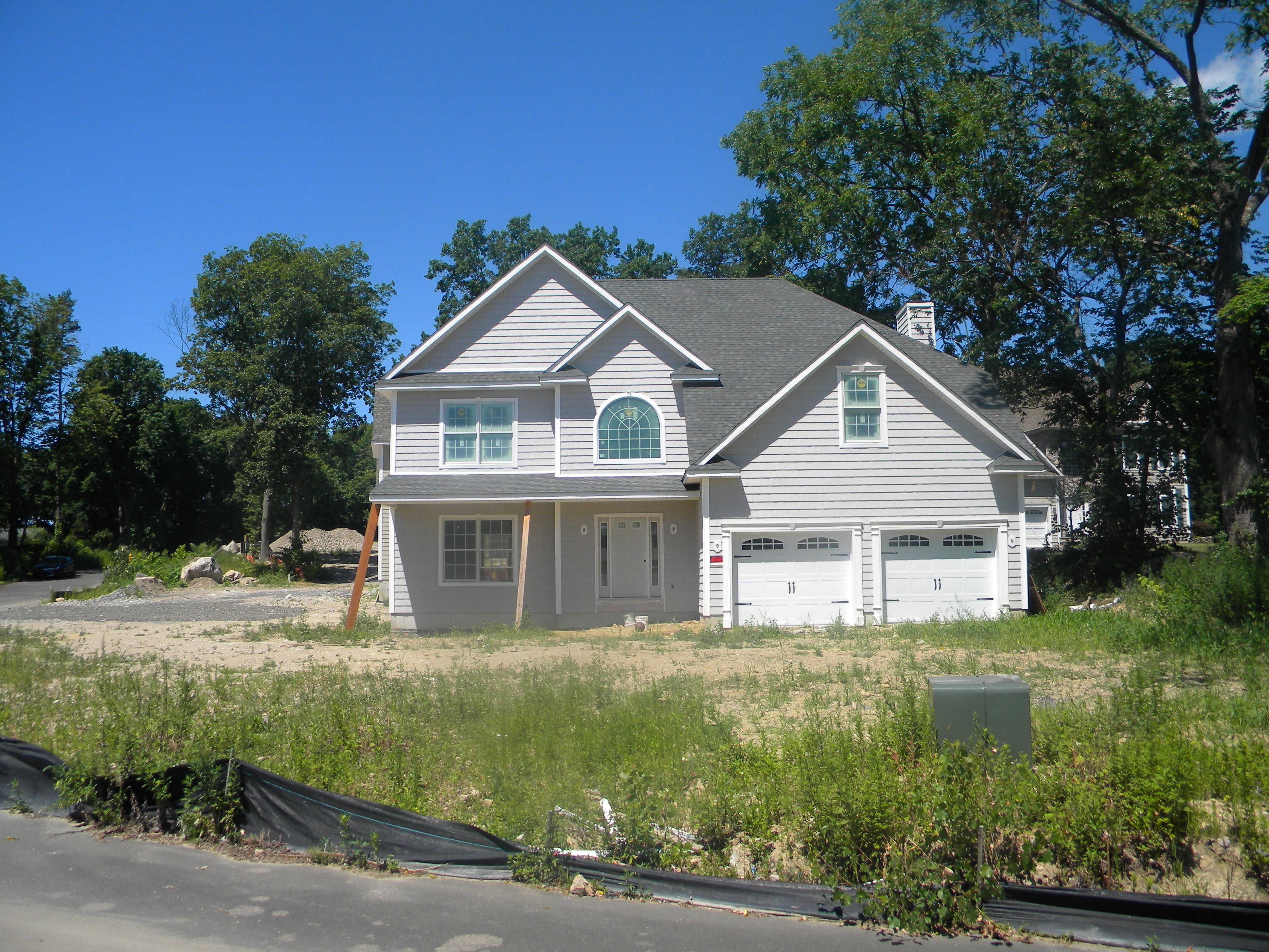 Single Family Home for Sale at New Construction Lot 3 Walnut Ridge Court Stamford, Connecticut, 06904 United States