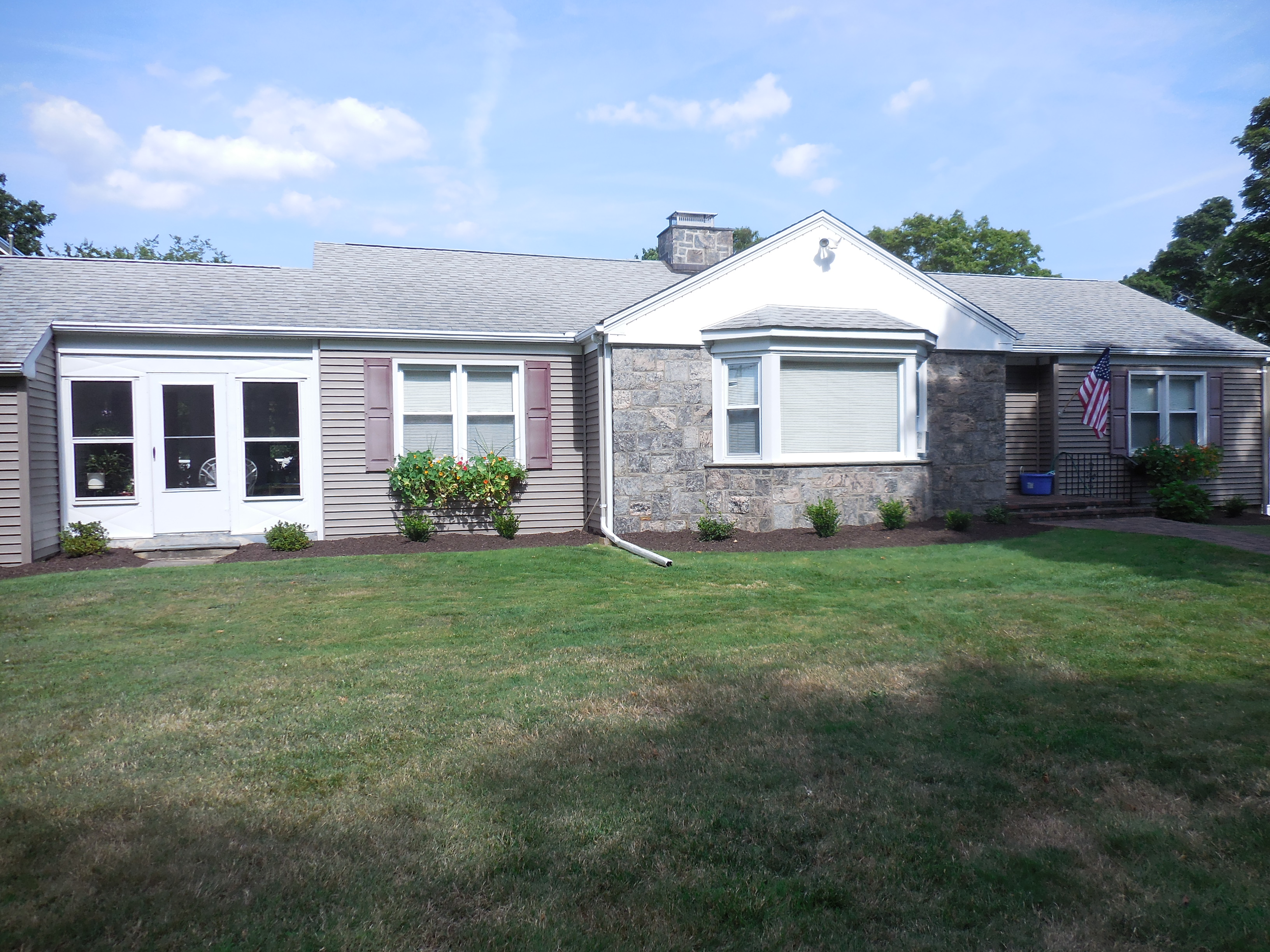 Single Family Home for Sale at Impeccably Maintained Ranch 41 Abbott Avenue Danbury, Connecticut, 06810 United States
