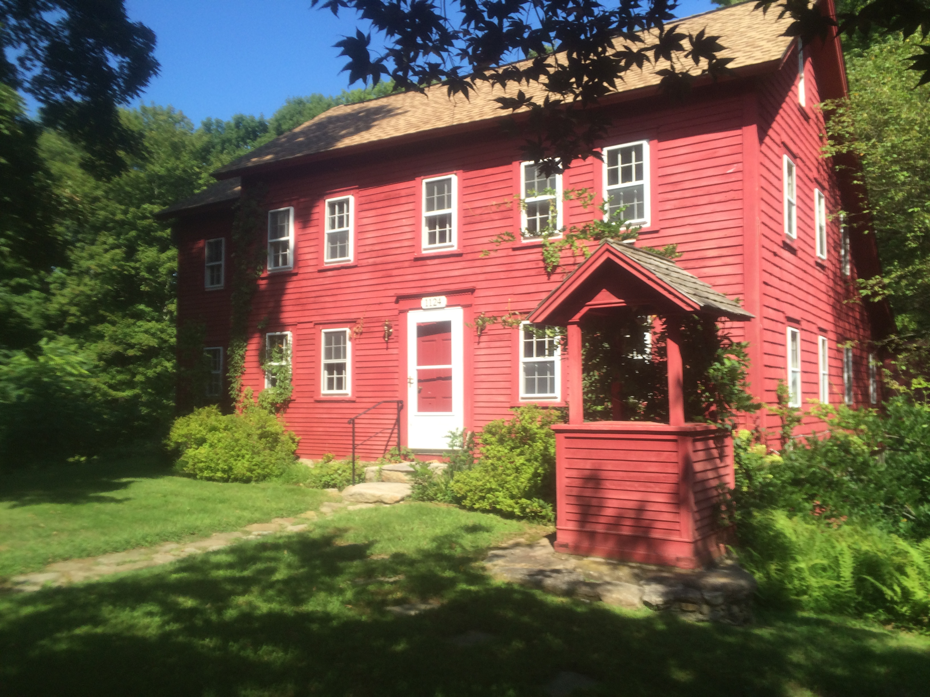 sales property at 1124 Valley Road