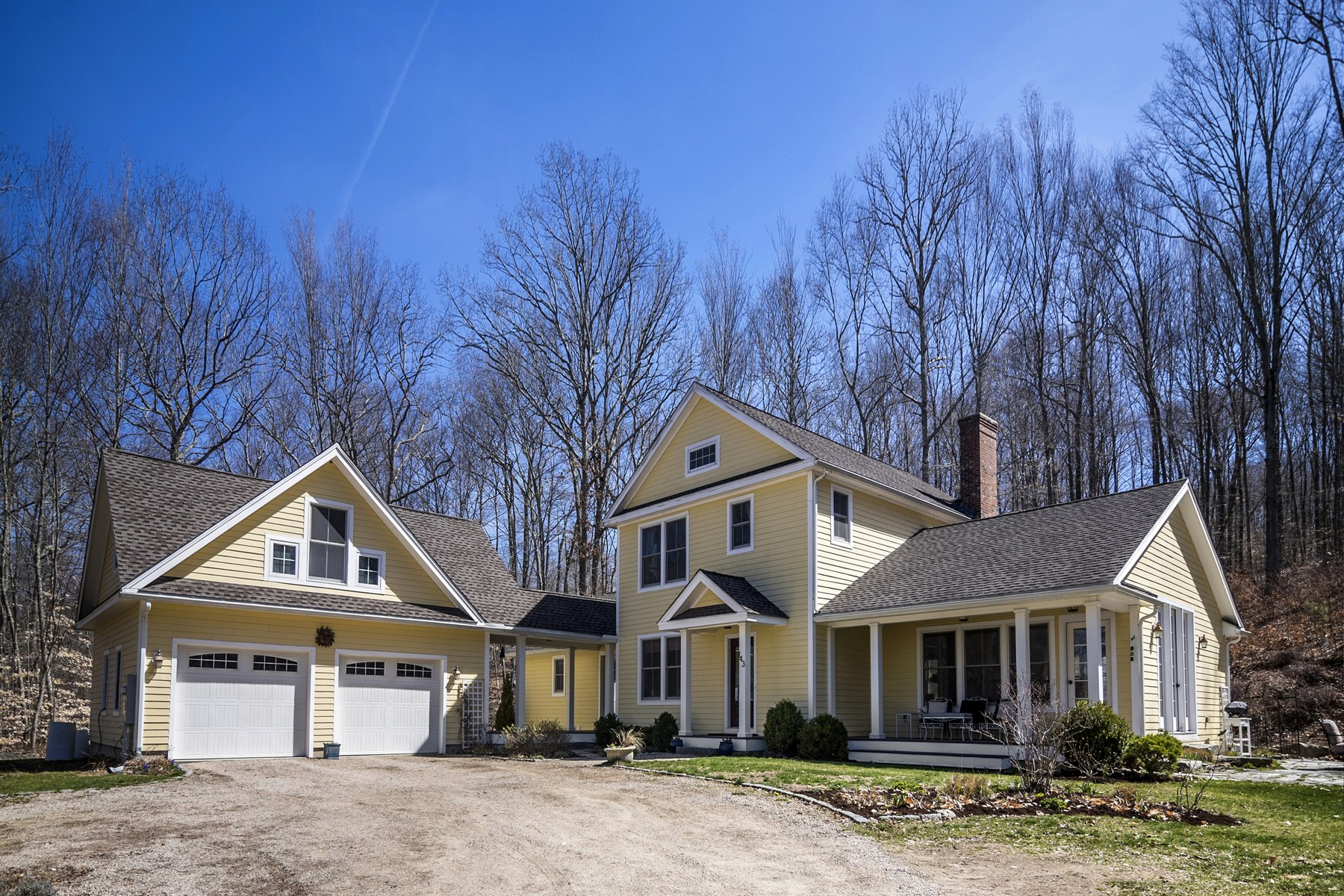 Single Family Home for Sale at Energy Star rated with a perfect layout 143 Beaver Brook Rd Lyme, Connecticut, 06371 United States