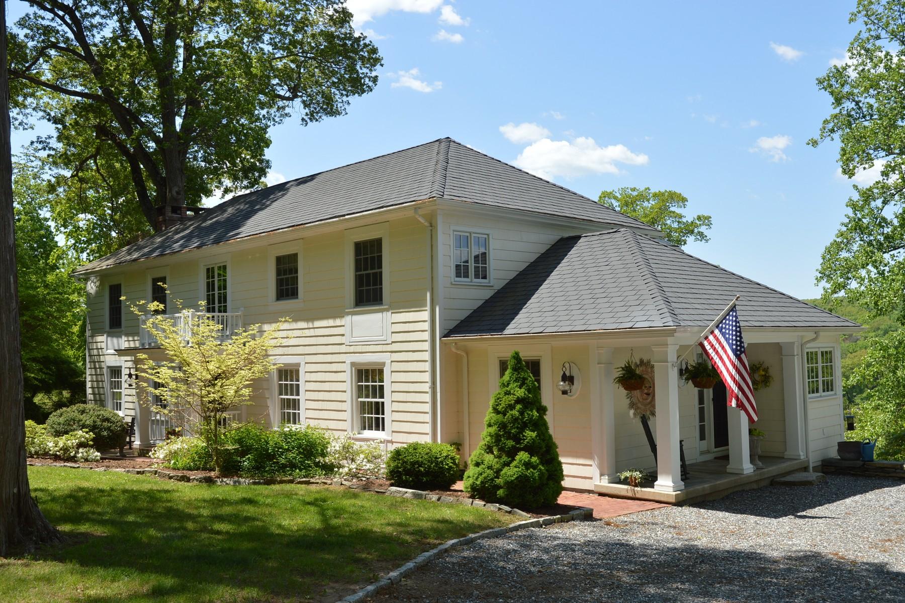 独户住宅 为 销售 在 Paradise on the Connecticut River 153 Middle Haddam Road East Hampton, 康涅狄格州 06424 美国