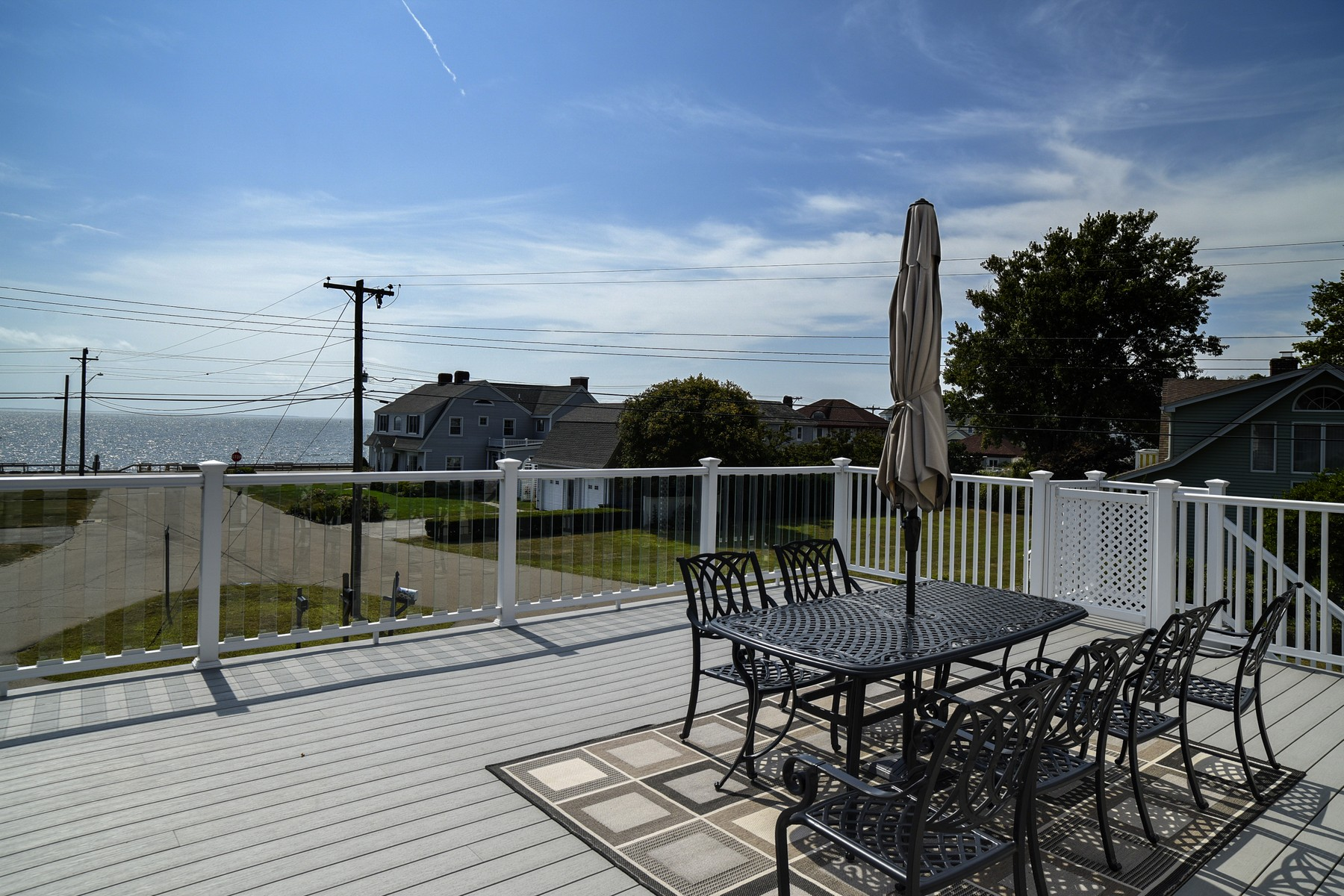 Single Family Home for Sale at Unobstructed Views of Long Island Sound 5 Woodland Dr Old Saybrook, Connecticut, 06475 United States