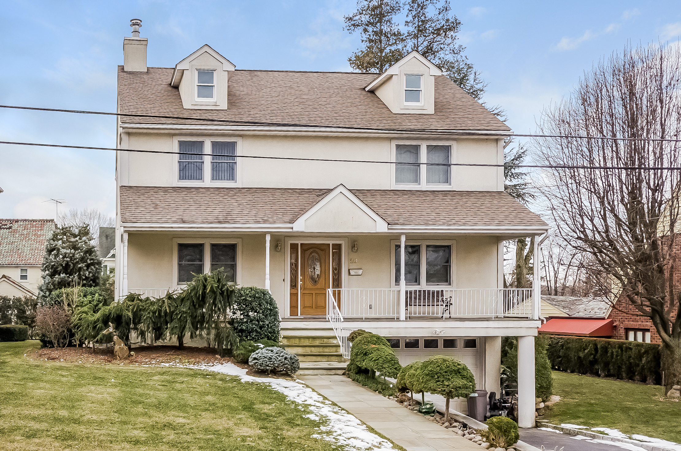 Single Family Home for Sale at 26 Anderson Avenue Scarsdale, New York 10583 United States