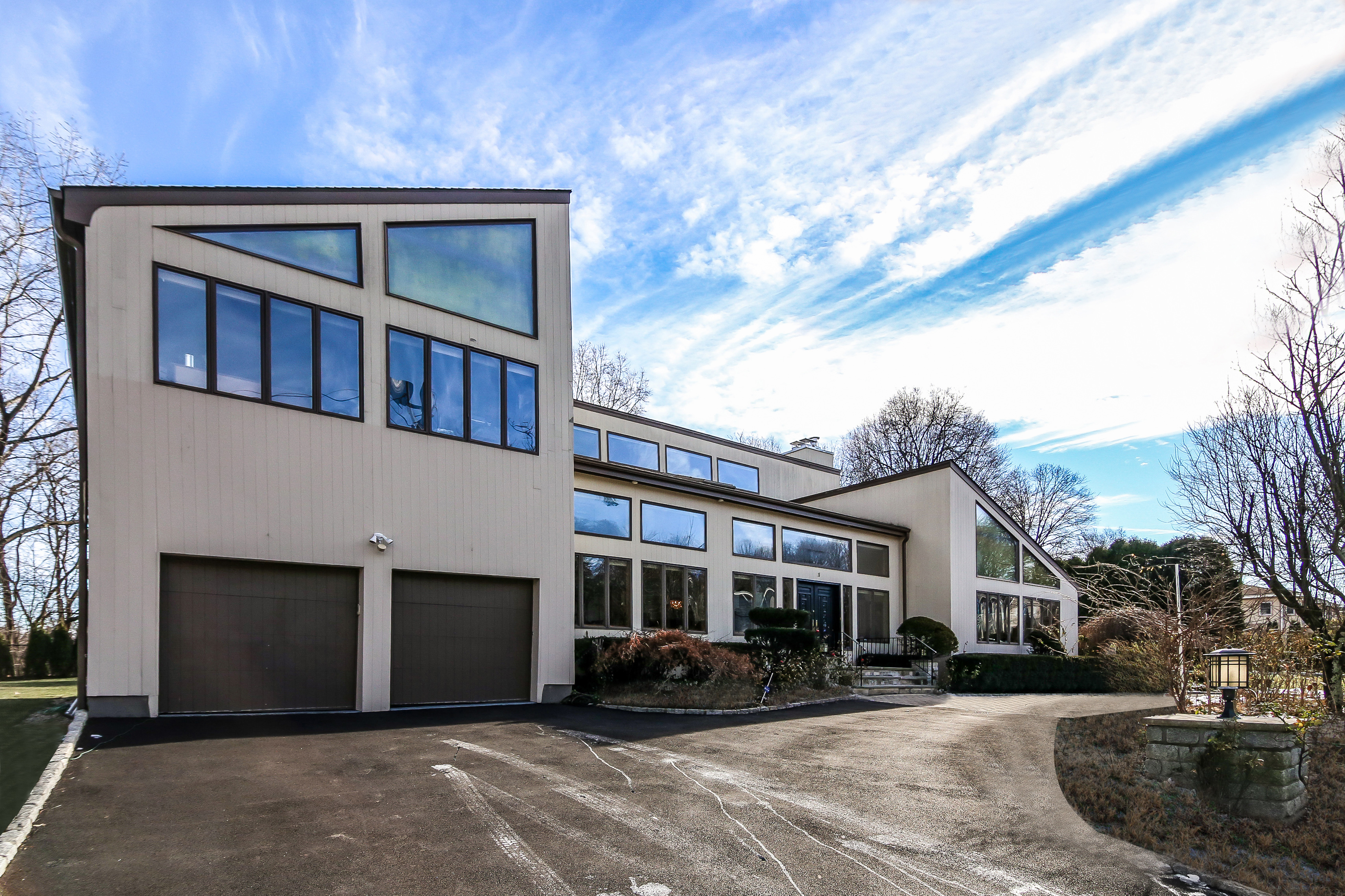 Single Family Home for Sale at Magnificent Contemporary 11 Thomas Street Scarsdale, New York, 10583 United States