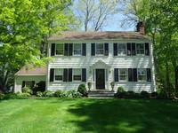 sales property at Lovely Saltbox Reproduction in Lower Greenfield Hill