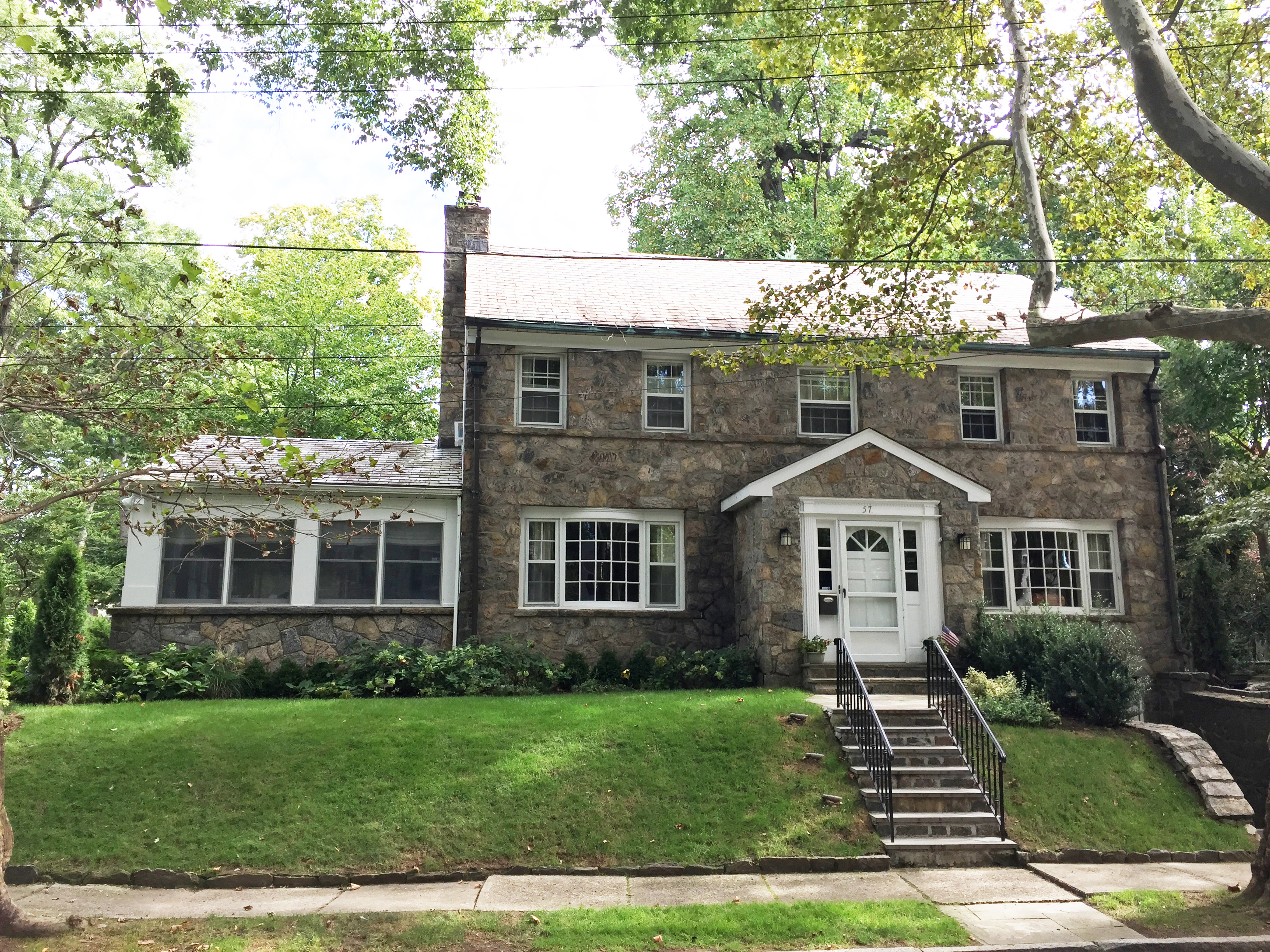 sales property at Beautiful Rhynas Stone Colonial