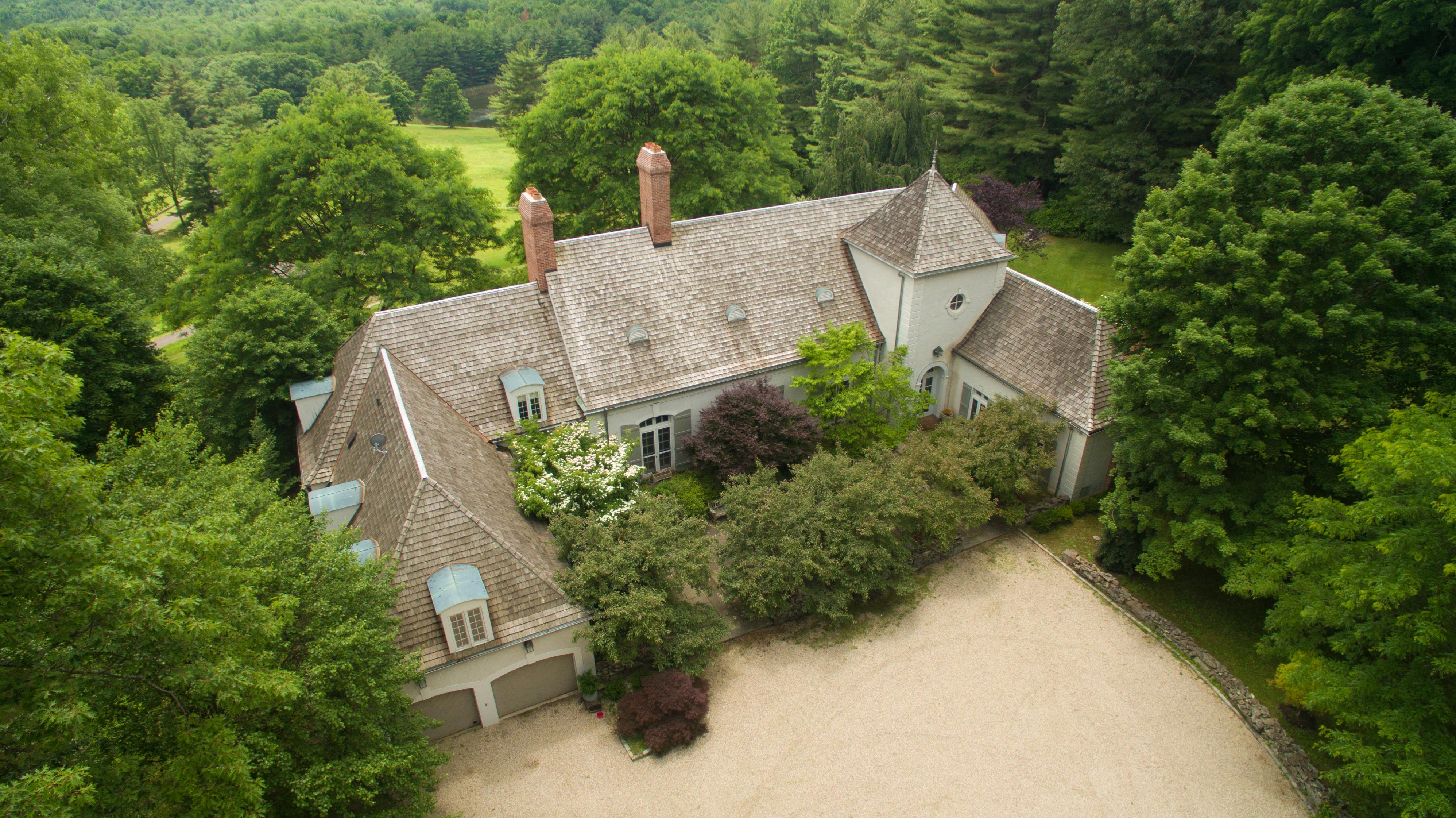 Maison unifamiliale pour l Vente à Sugar Hill Farm Sugar Hill Road Salisbury, Connecticut 06068 États-Unis