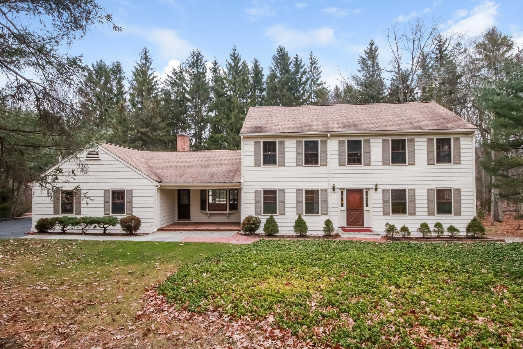 Property For Sale at Spacious Colonial in Convenient Lower Easton Location